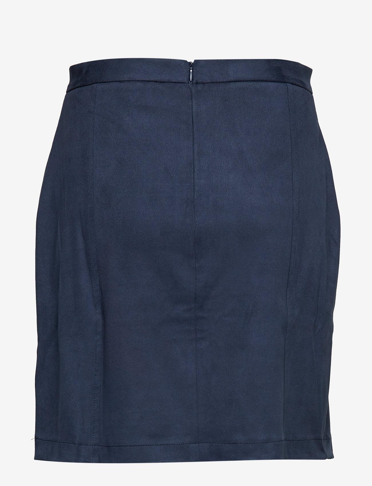 Esprit Casual Skirts knitted - Spódnice NAVY - Kobiety Odzież.