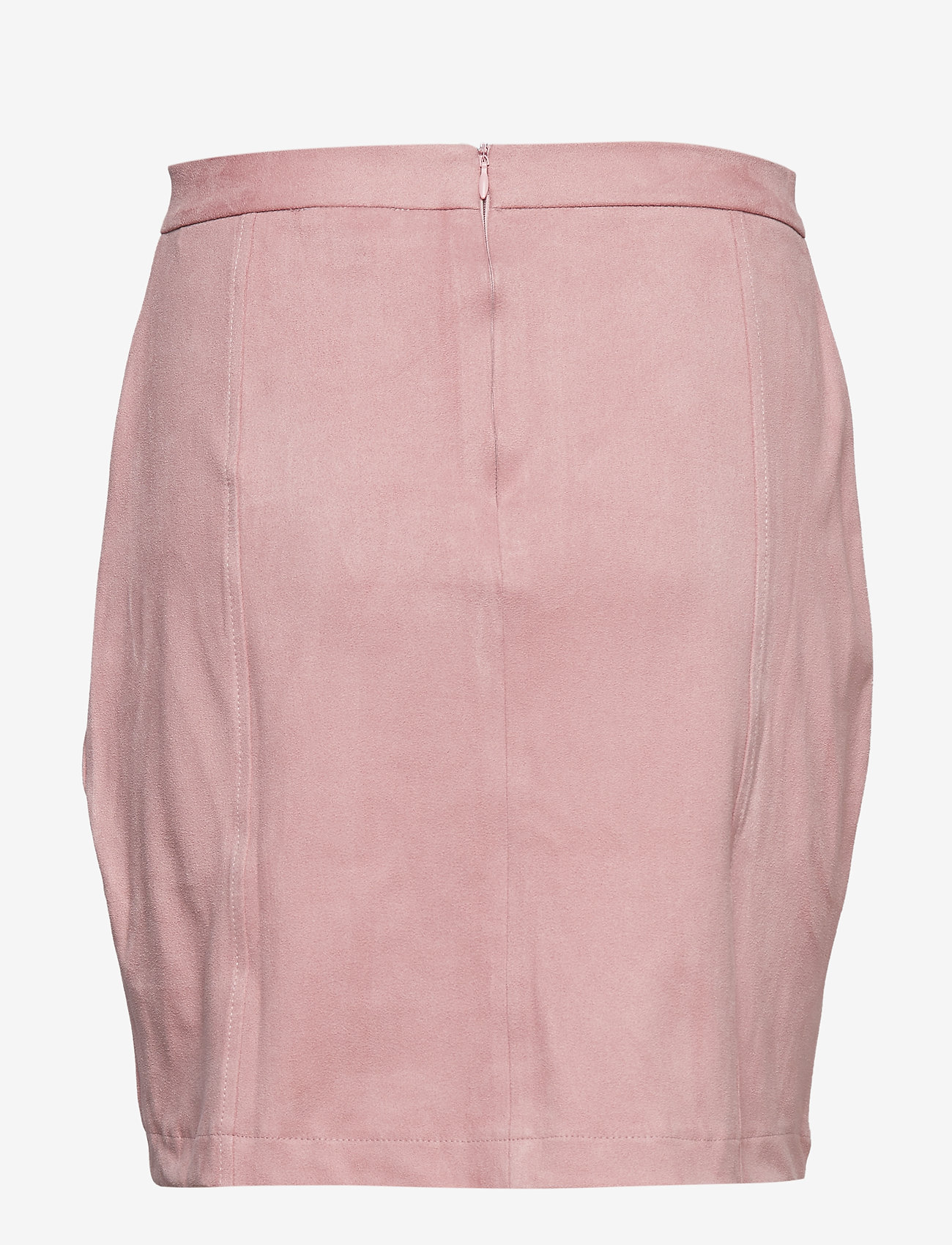 Esprit Casual - Skirts knitted - midi skirts - old pink - 1