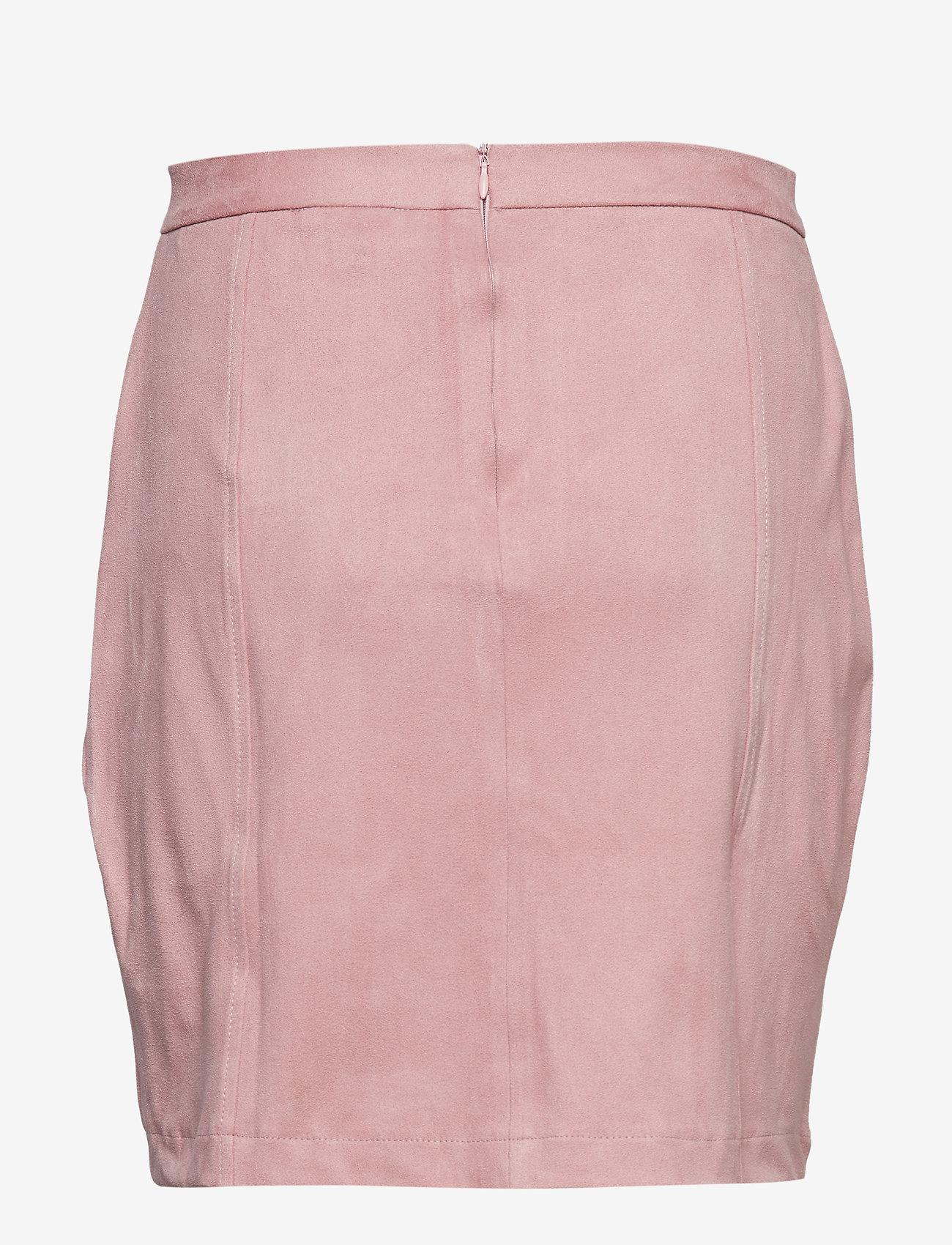 Esprit Casual Skirts knitted - Spódnice OLD PINK - Kobiety Odzież.