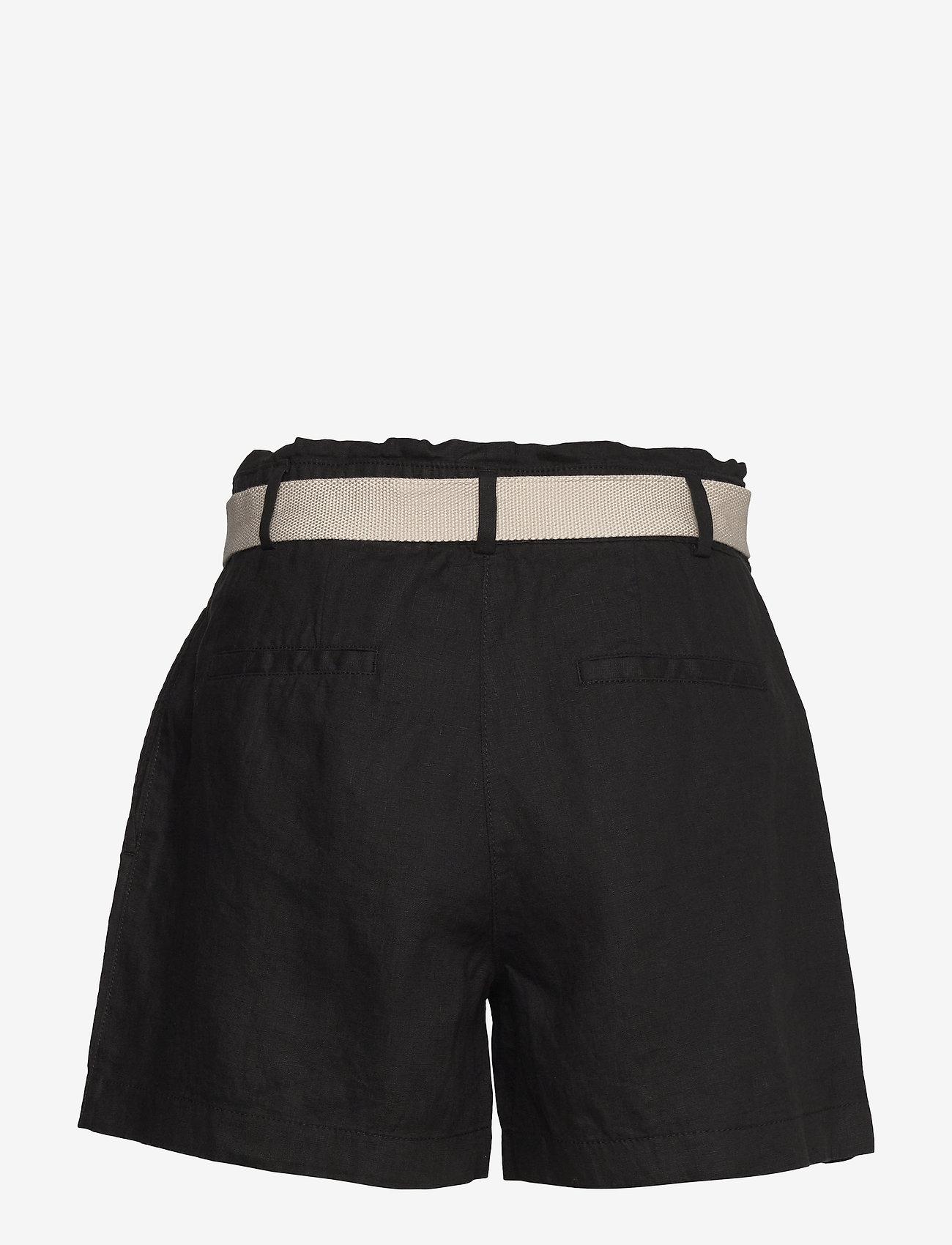 Shorts Woven (Black) (349.99 kr) - Esprit Casual