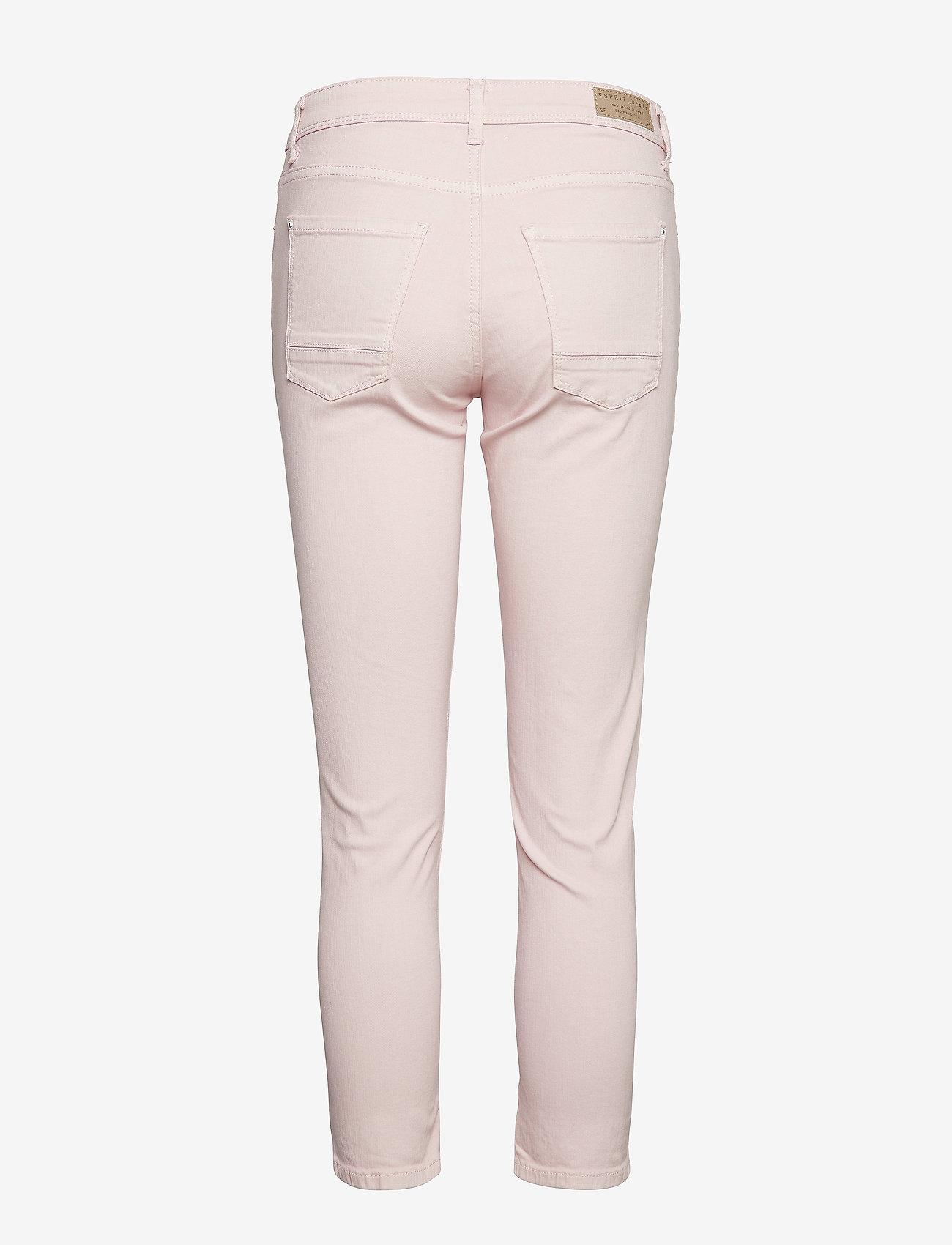 Esprit Casual - Pants denim - skinny jeans - light pink - 1