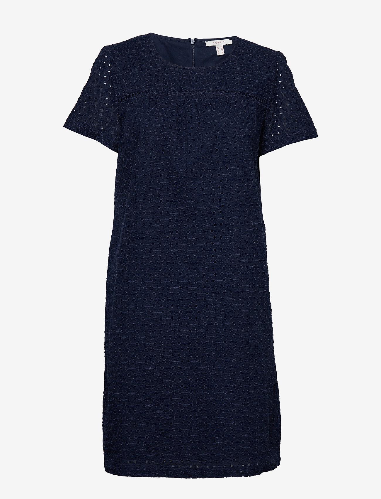 Esprit Casual - Dresses light woven - korte kjoler - navy - 0