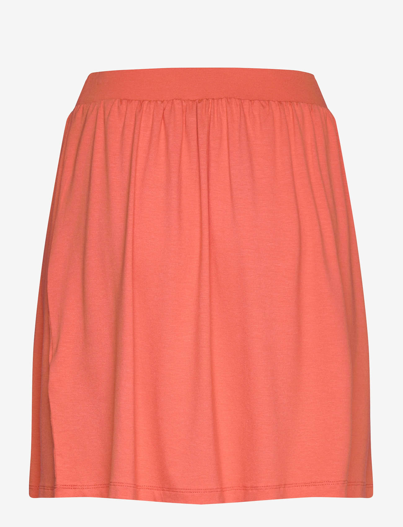 Esprit Casual - Skirts knitted - short skirts - coral - 1