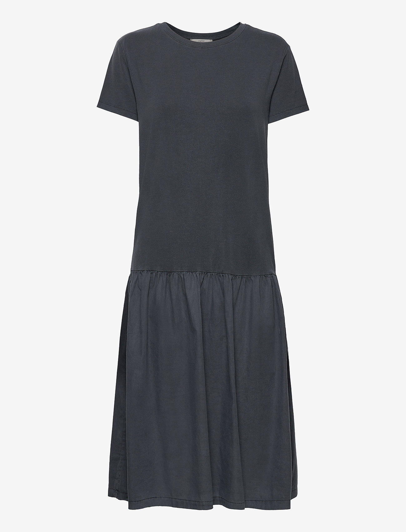 Esprit Casual - Dresses knitted - midi kjoler - black - 1