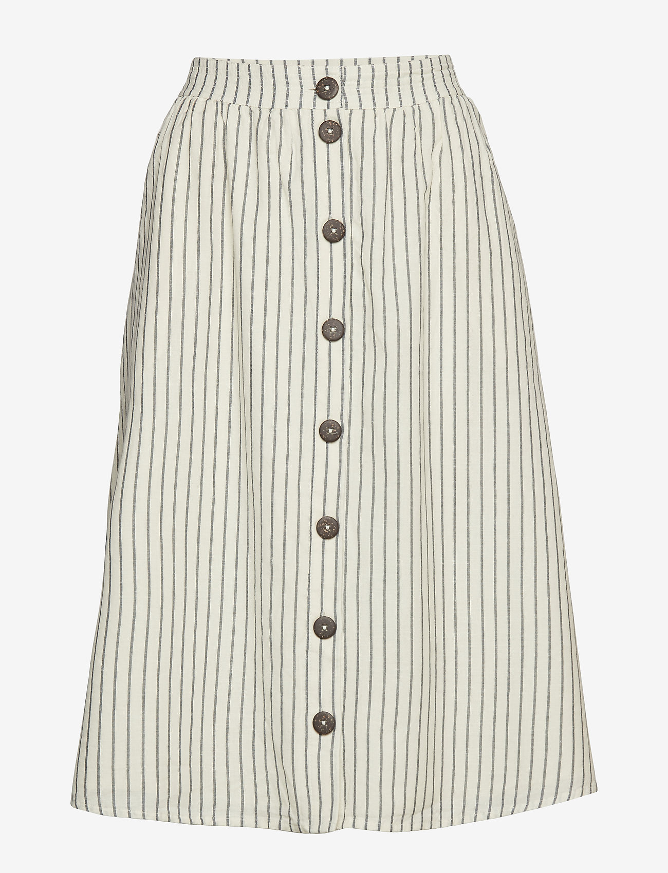 Esprit Casual - Skirts light woven - midi skirts - off white 2 - 0