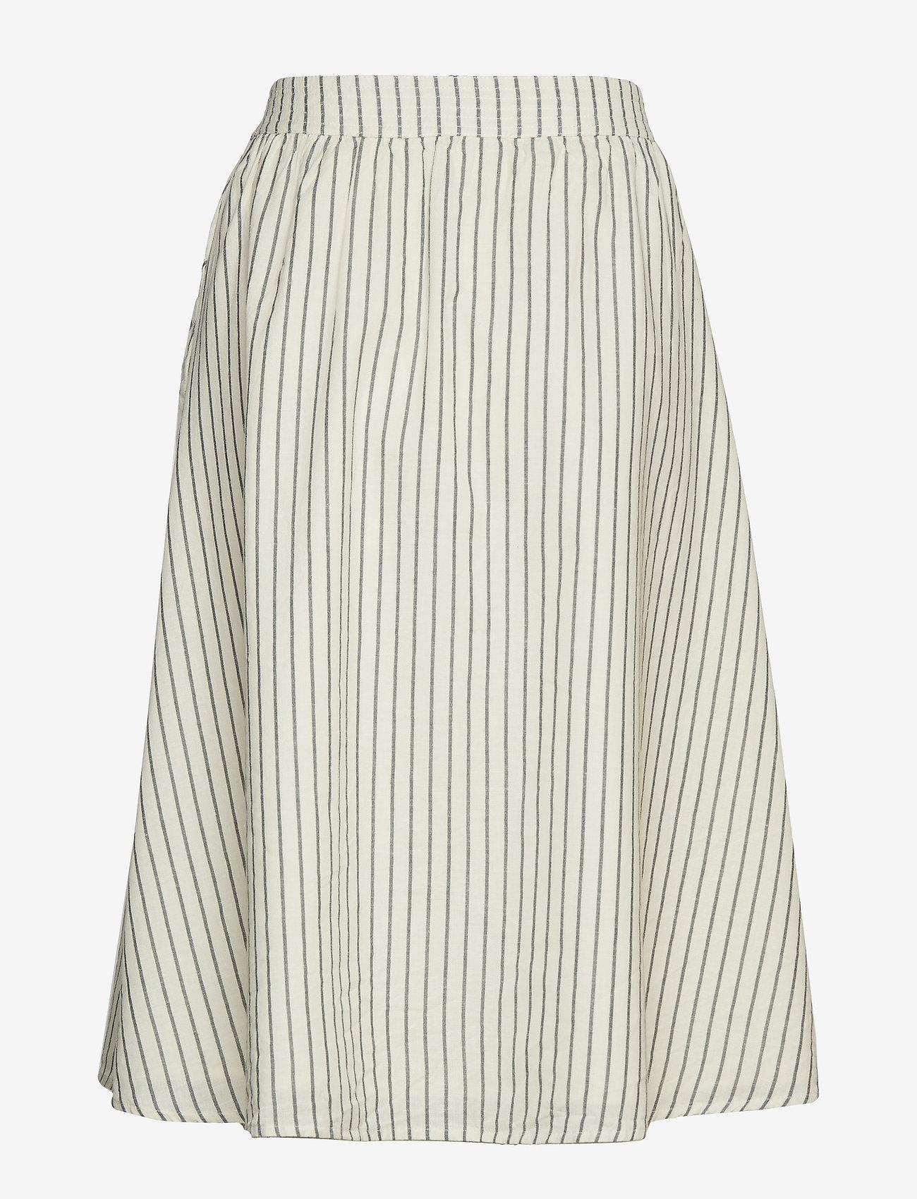 Esprit Casual - Skirts light woven - midi skirts - off white 2 - 1