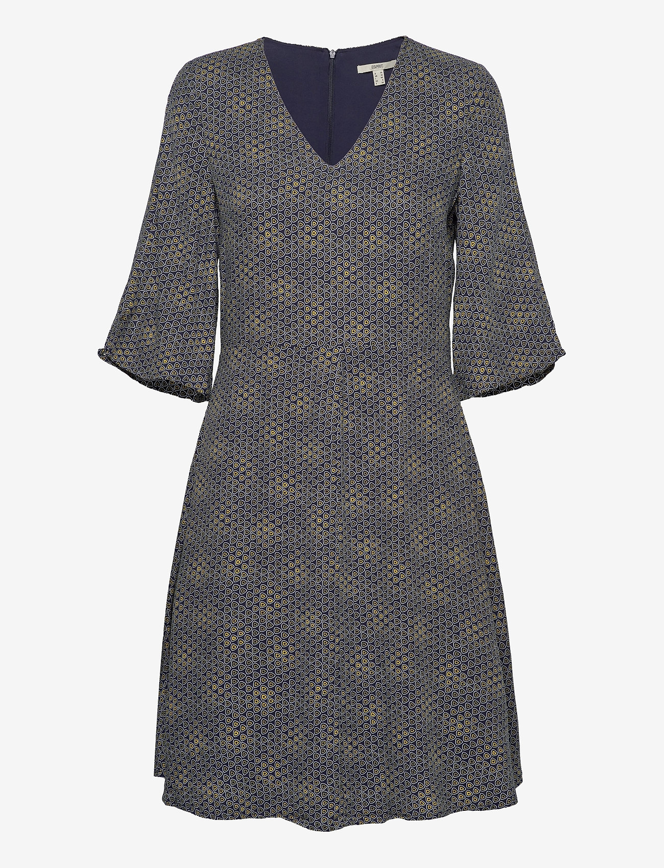 Esprit Casual - Dresses light woven - korte kjoler - navy 4 - 0
