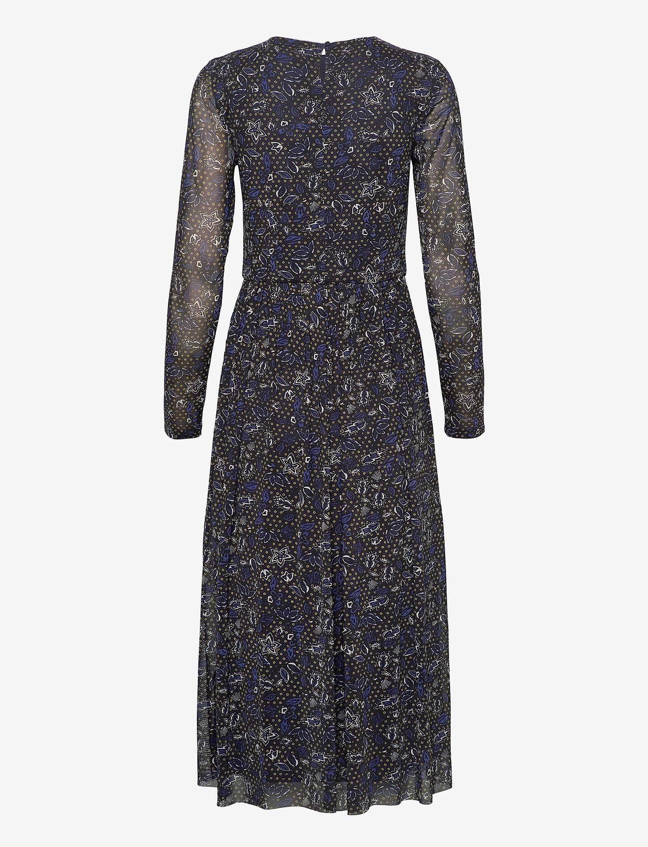 Esprit Casual - Dresses knitted - midi kjoler - navy 4 - 1