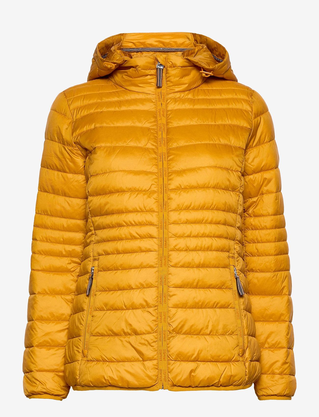 Esprit Casual - Jackets outdoor woven - doudounes - brass yellow - 1