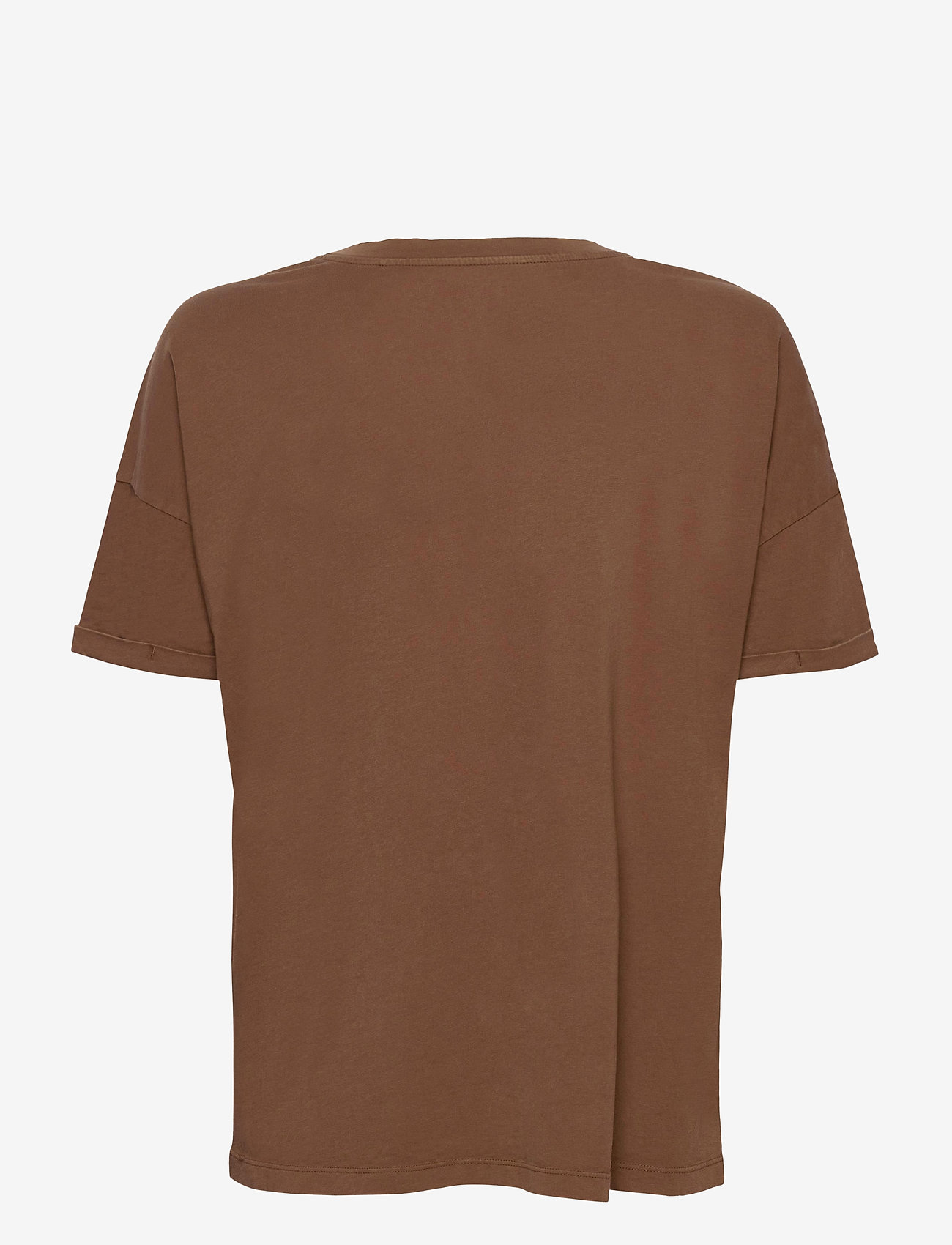 Esprit Casual - T-Shirts - t-shirts - rust brown - 1