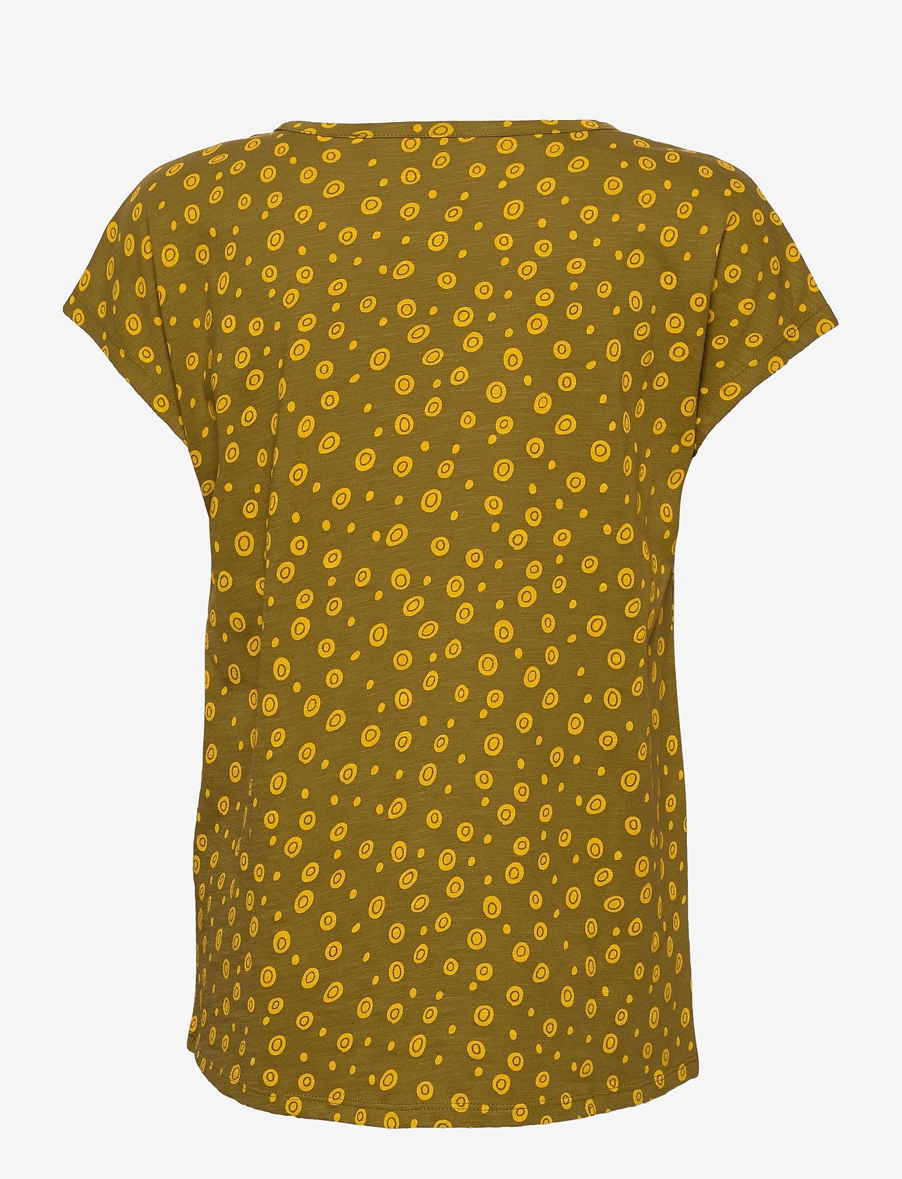 Esprit Casual - T-Shirts - t-shirts - olive - 1