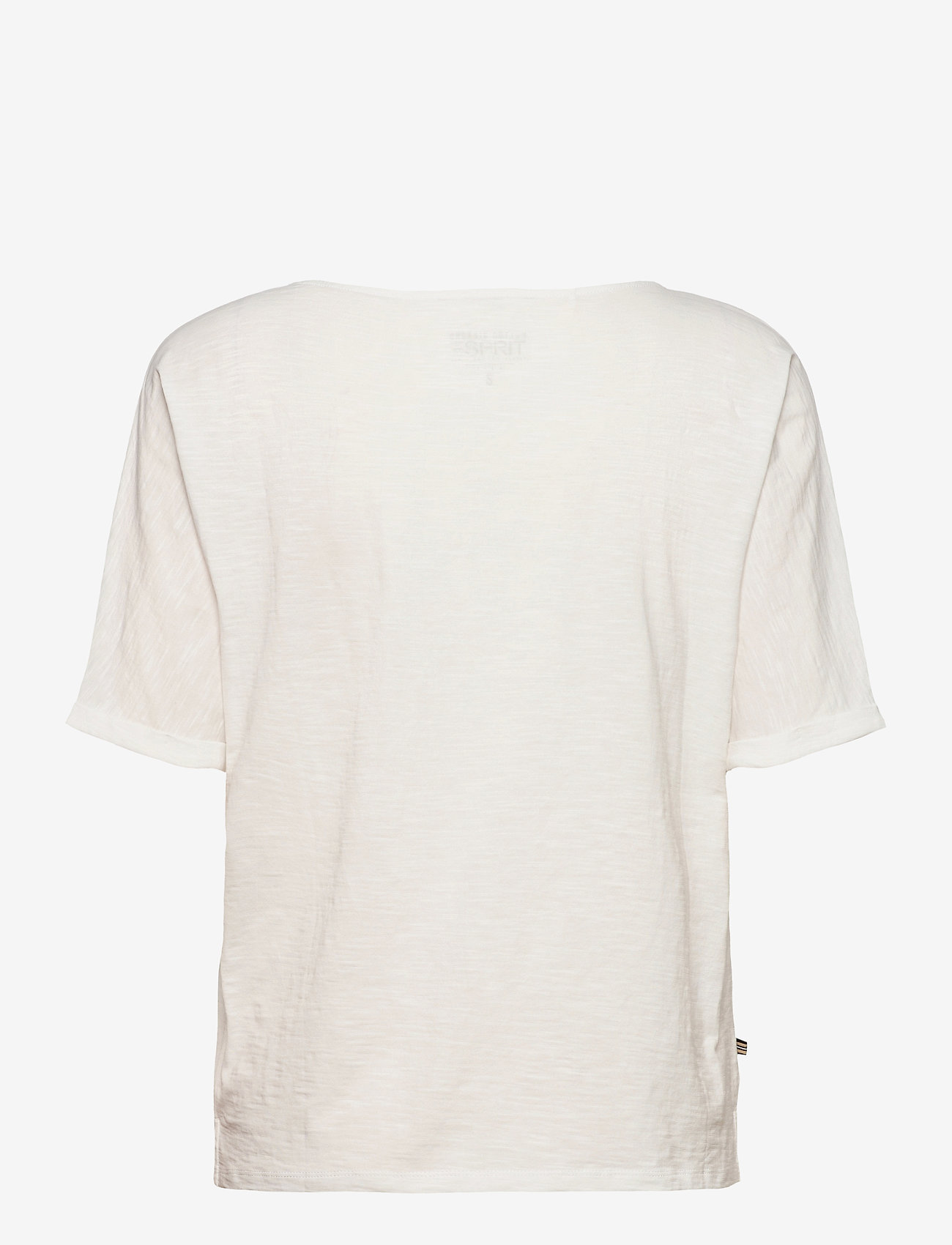 Esprit Casual - T-Shirts - t-shirt & tops - off white - 1