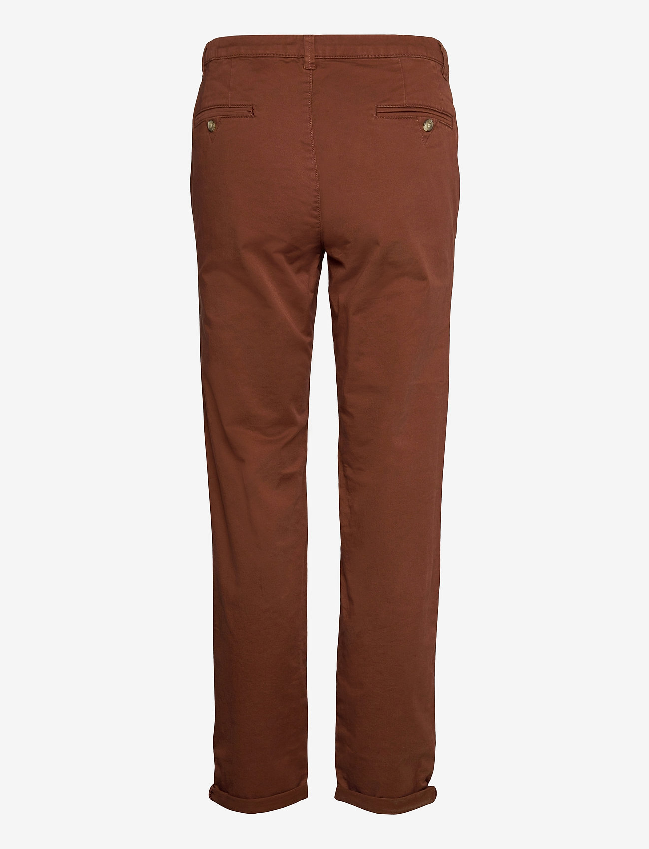 Esprit Casual - Pants woven - chinos - brown - 1