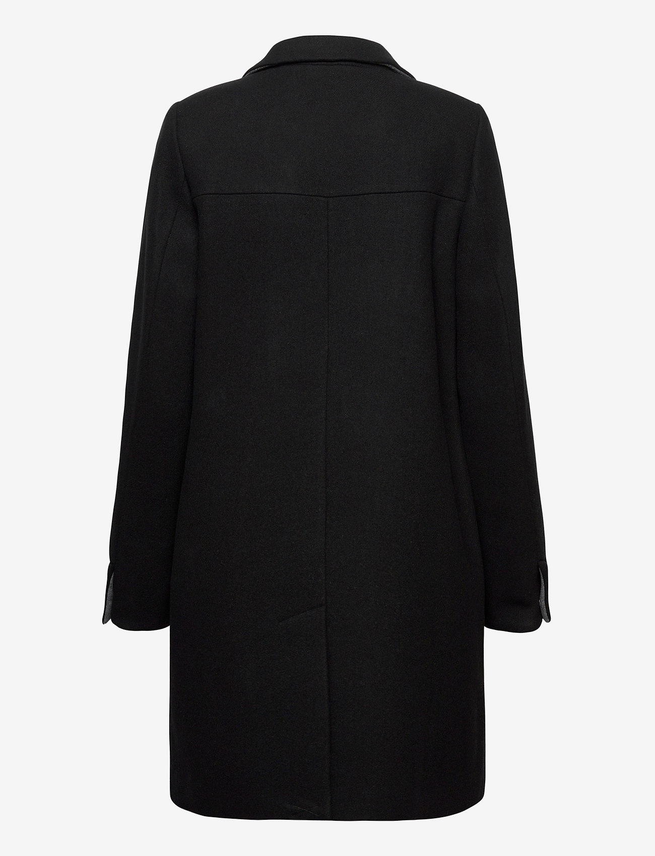 Esprit Casual - Coats woven - manteaux en laine - black - 1