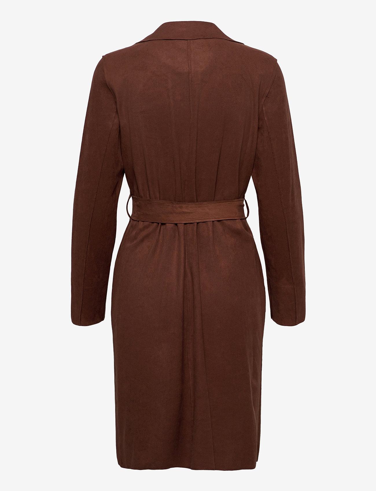 Esprit Casual - Coats woven - manteaux en laine - brown - 1