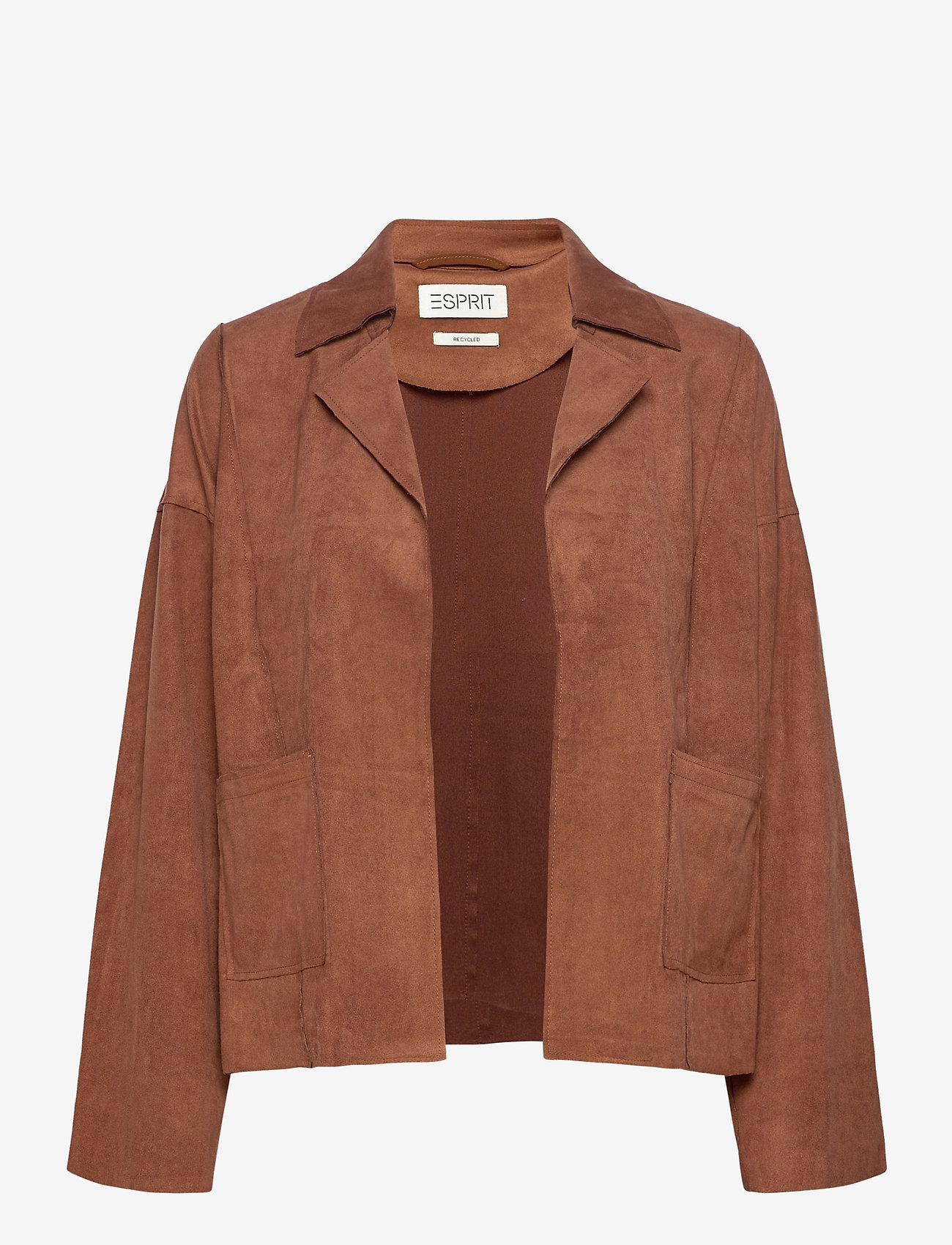 Esprit Casual - Jackets indoor woven - vestes legères - brown - 0