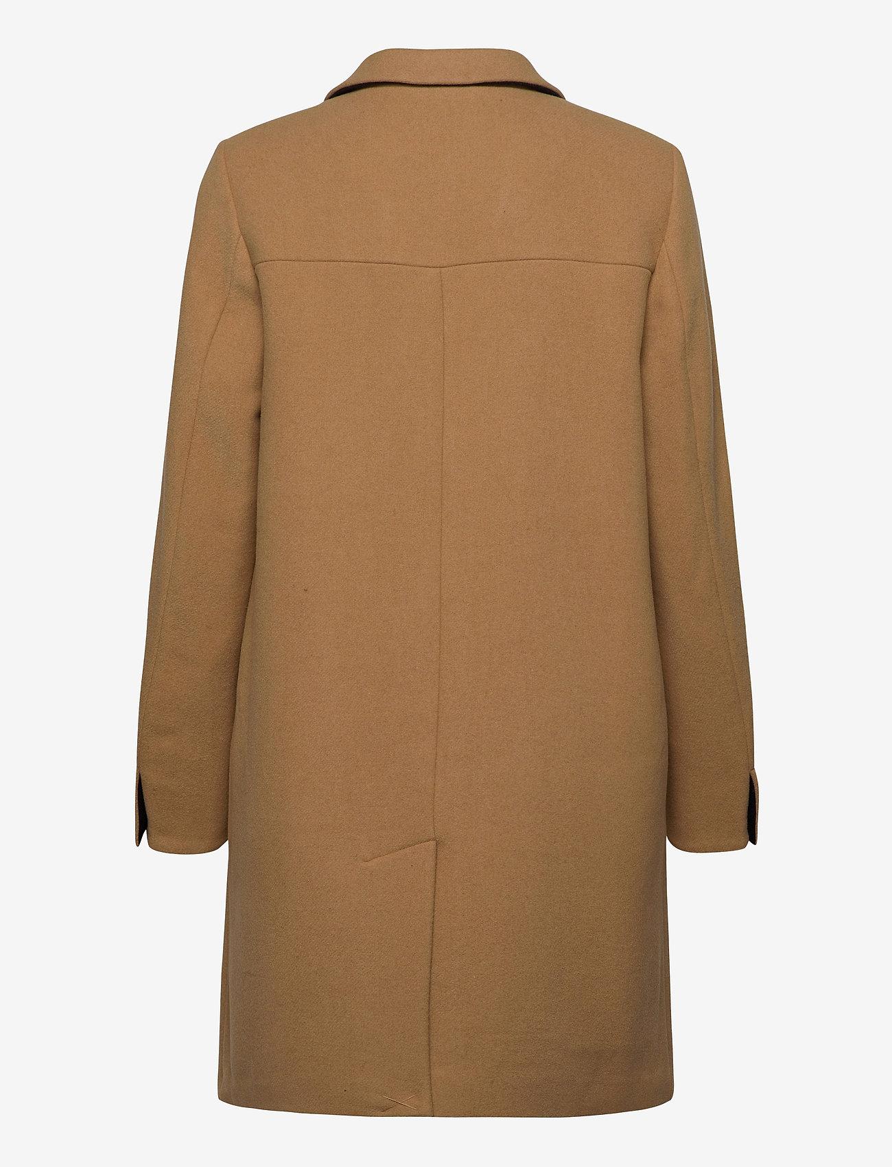 Esprit Casual - Coats woven - manteaux en laine - camel - 1