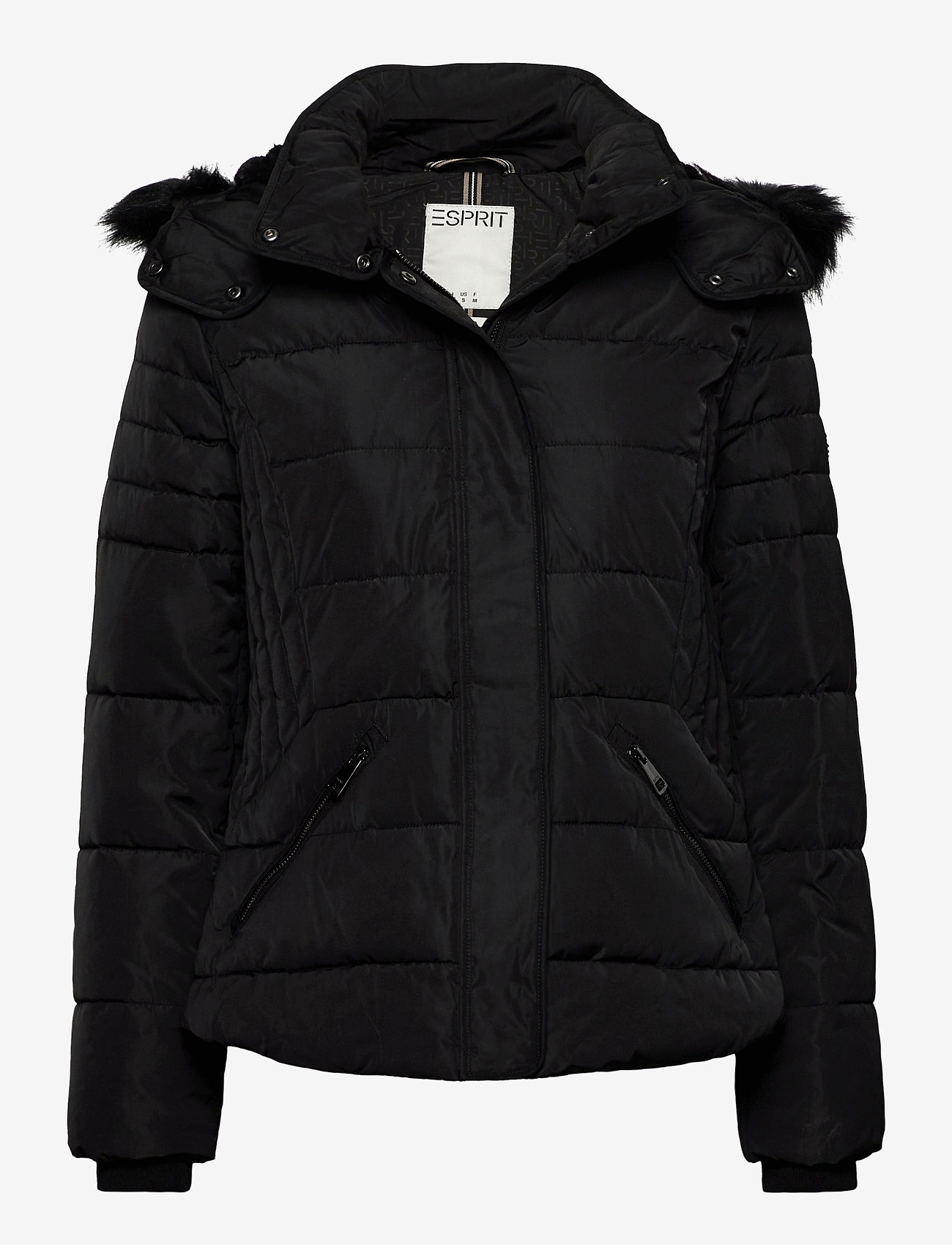 Esprit Casual - Jackets outdoor woven - doudounes - black - 0