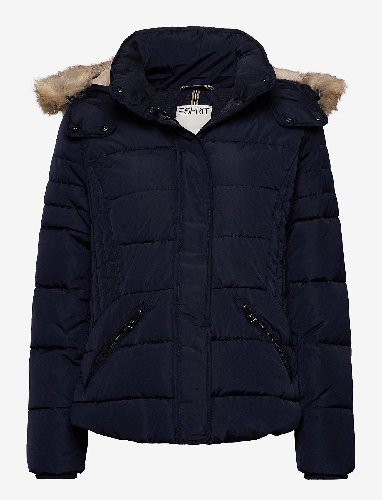 Esprit Casual - Jackets outdoor woven - doudounes - navy - 0