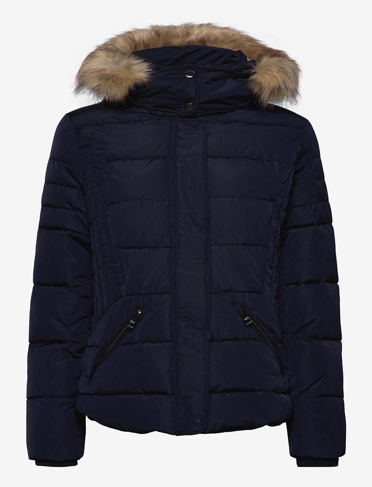 Esprit Casual - Jackets outdoor woven - doudounes - navy - 1