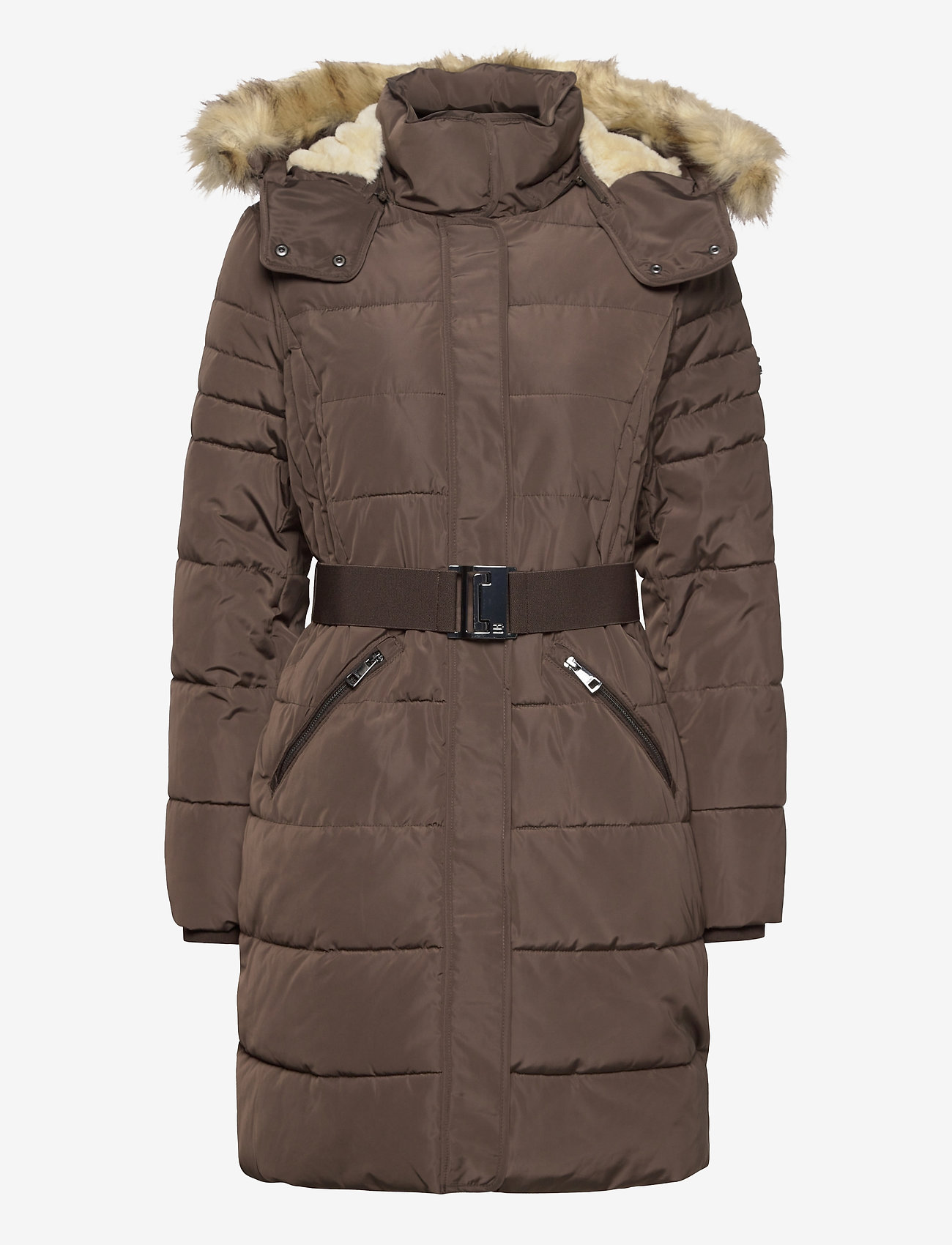 Esprit Casual - Coats woven - manteaux d'hiver - dark brown - 1