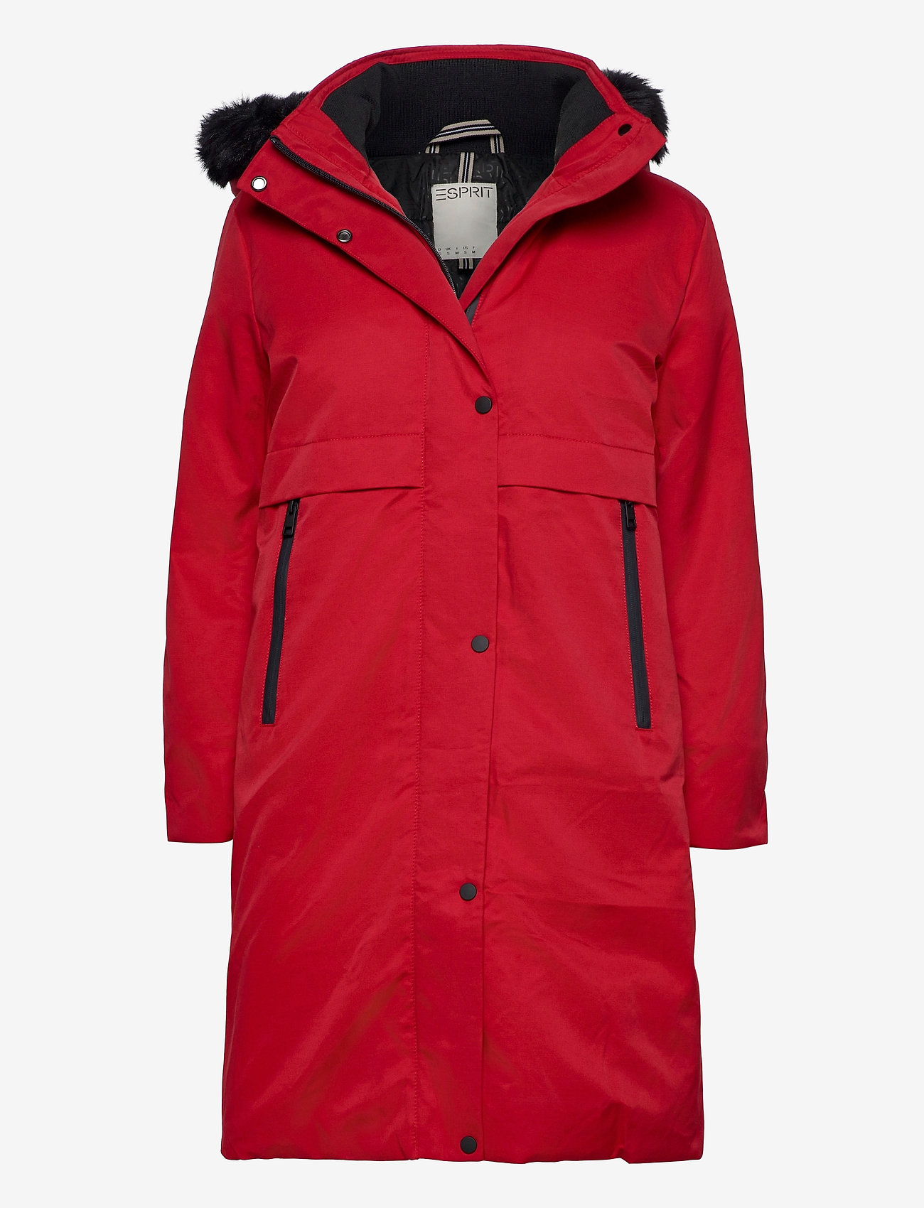 Esprit Casual - Coats woven - parkas - dark red - 0