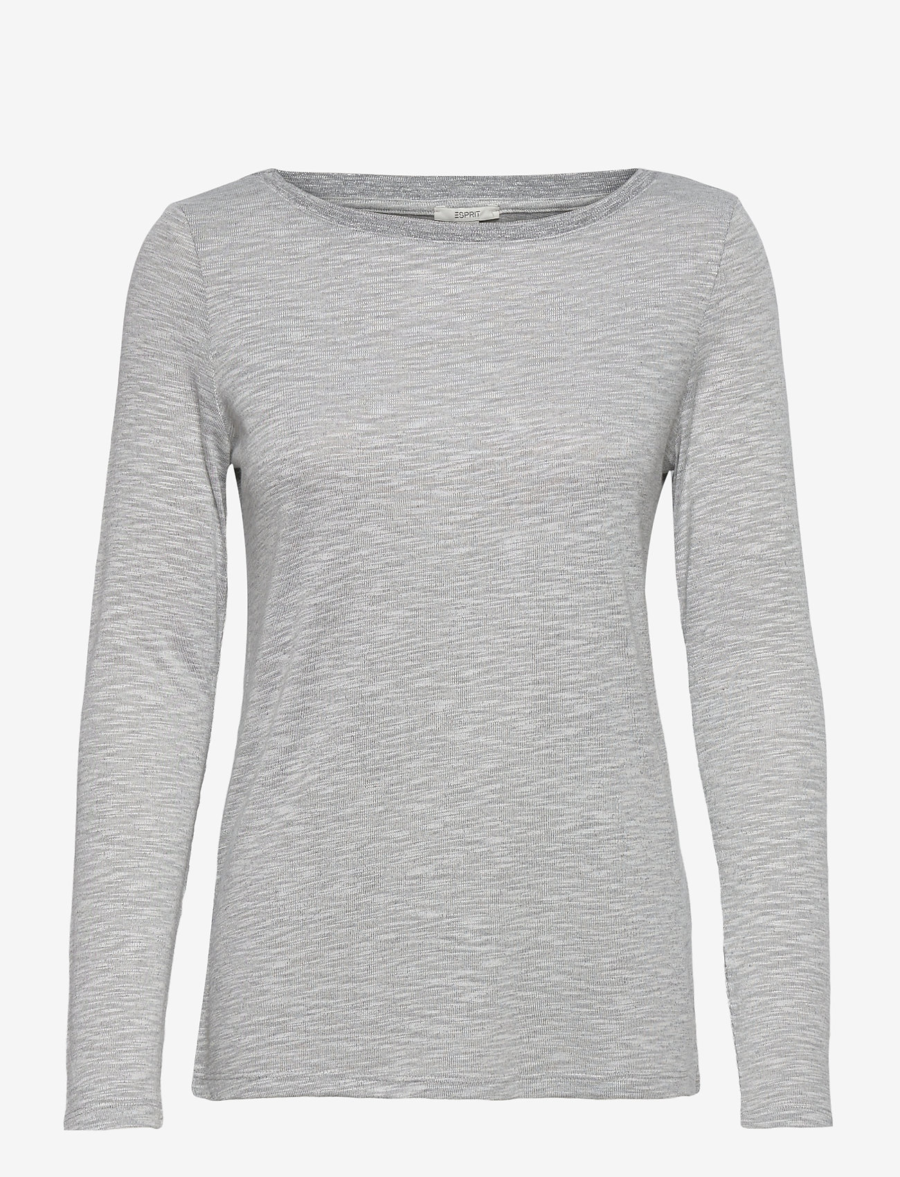 Esprit Casual - T-Shirts - long-sleeved tops - light grey 5 - 0