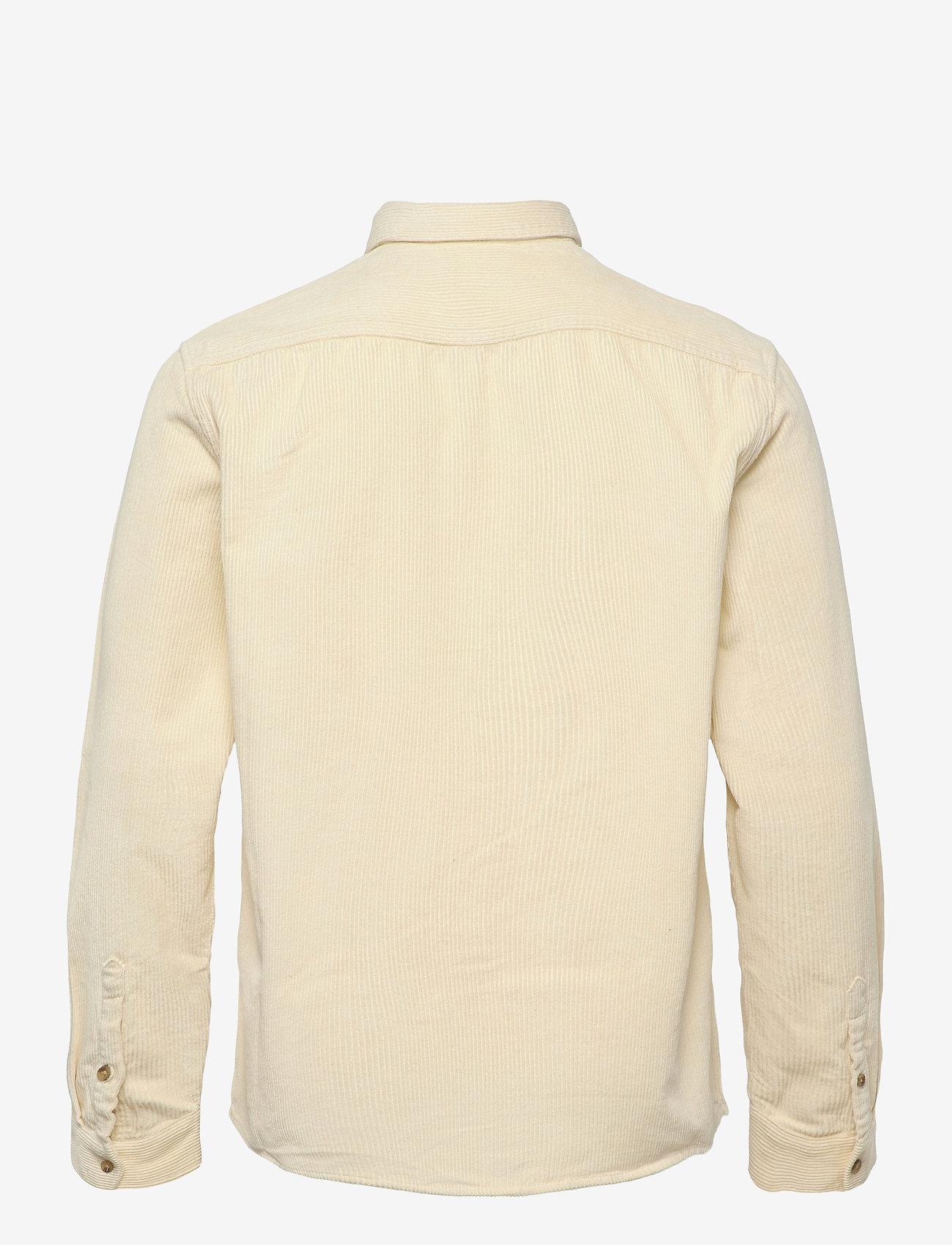 Esprit Casual Shirts woven - Jakker og frakker CREAM BEIGE - Menn Klær