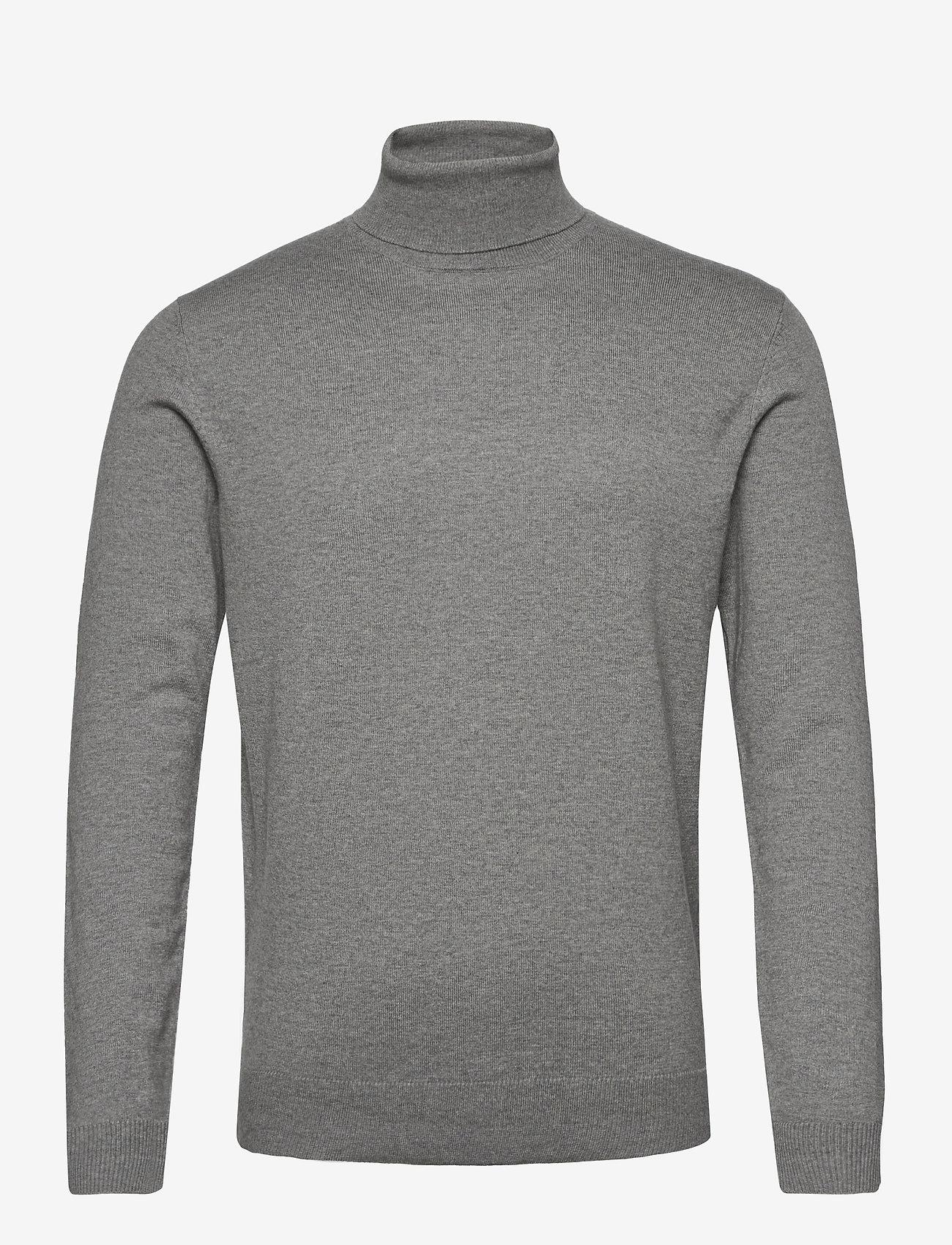 Esprit Casual - Sweaters - tricots basiques - medium grey 5 - 0