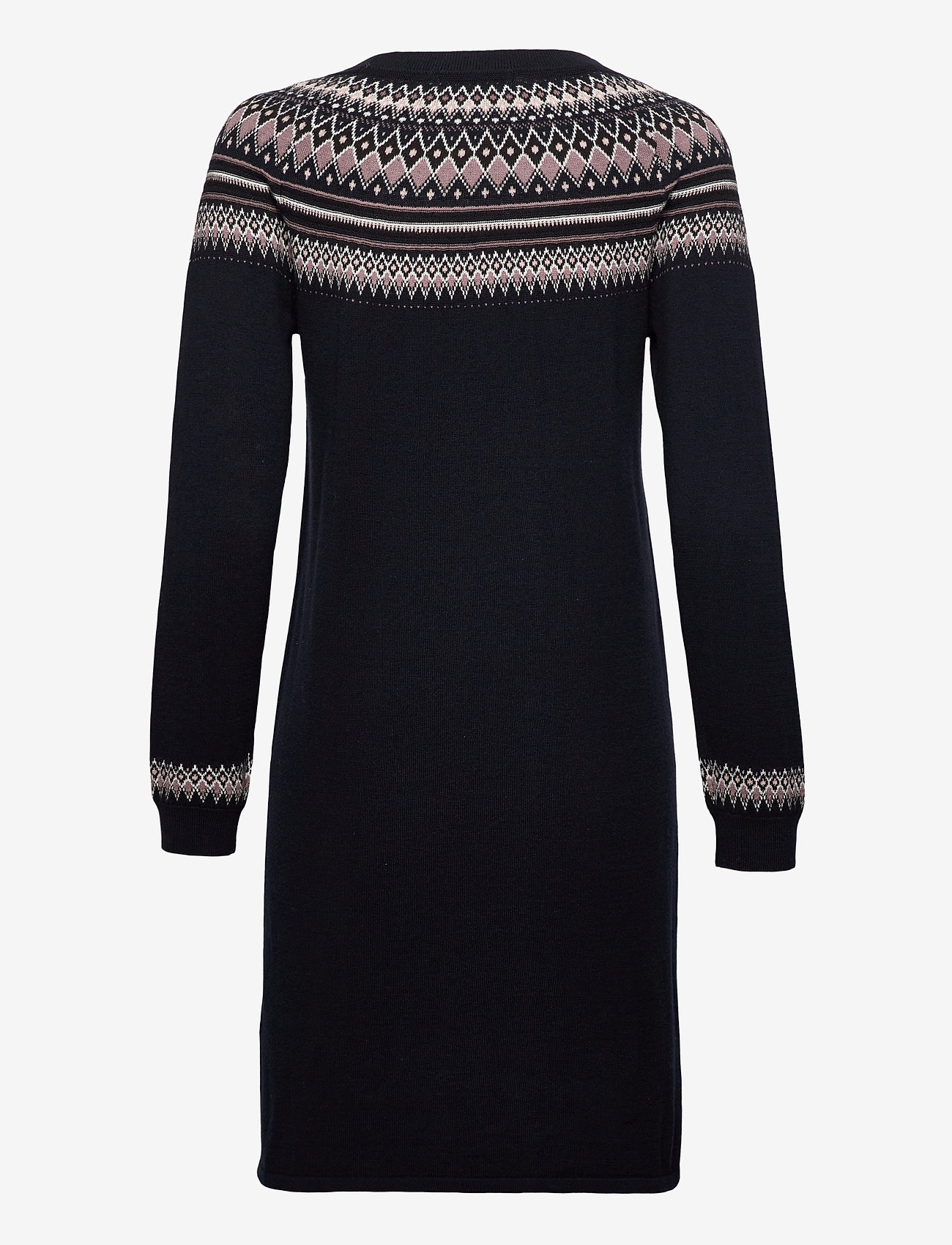 Esprit Casual - Dresses flat knitted - navy 4 - 1
