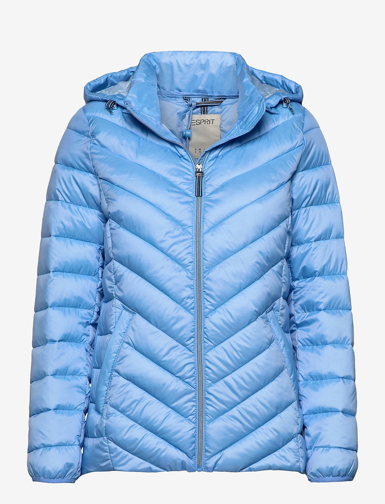 Esprit Casual - Jackets outdoor woven - doudounes - light blue - 0