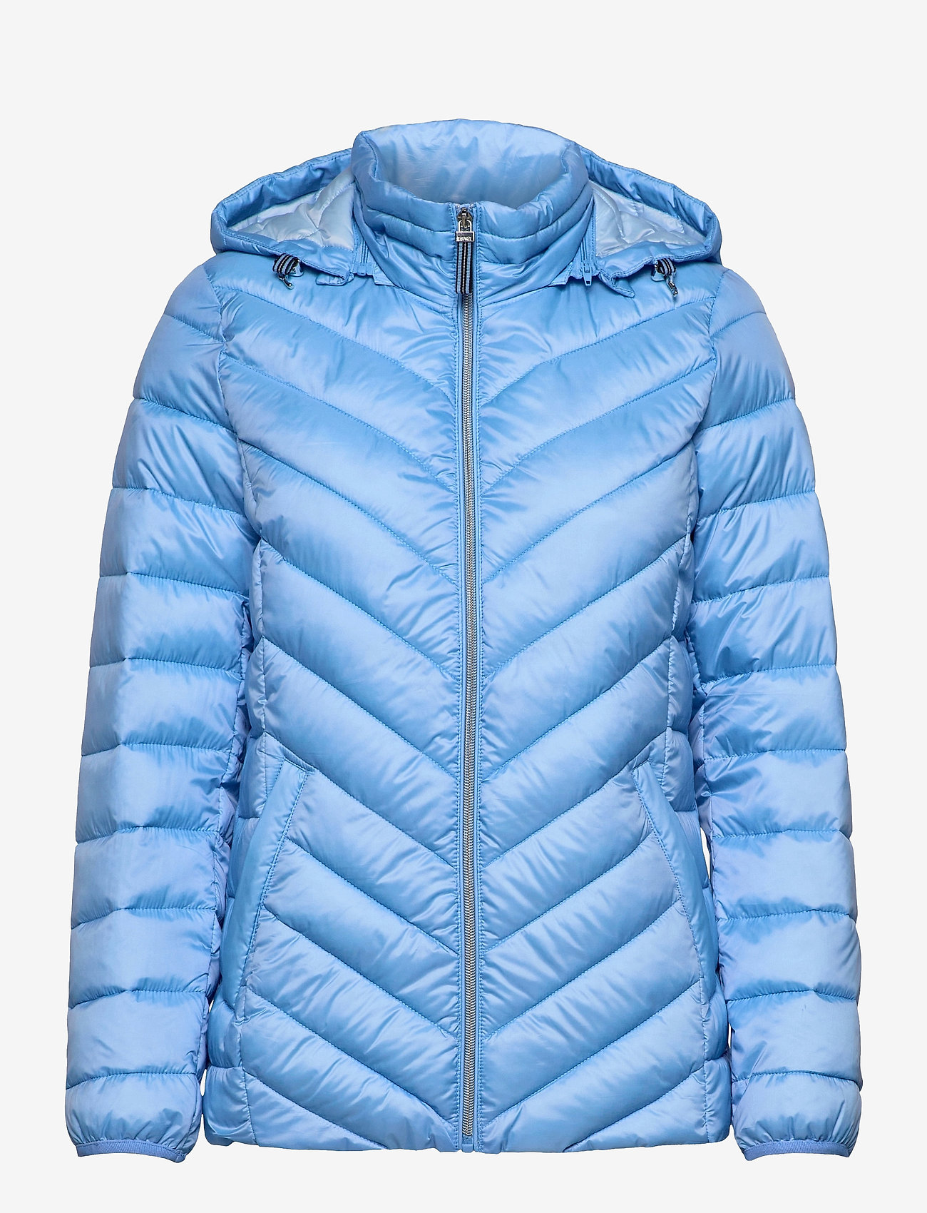 Esprit Casual - Jackets outdoor woven - doudounes - light blue - 1