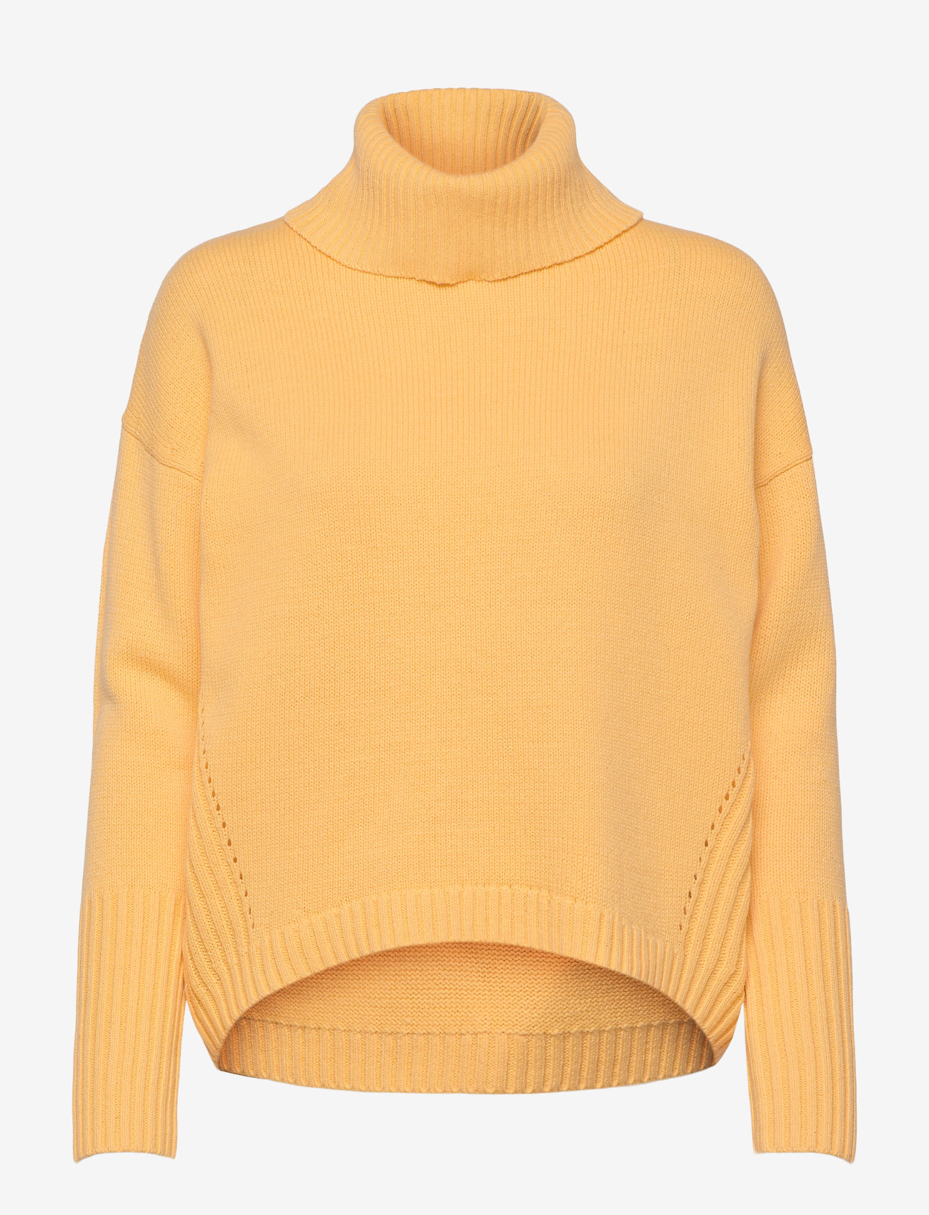 Esprit Casual - Sweaters - turtlenecks - dusty yellow - 0