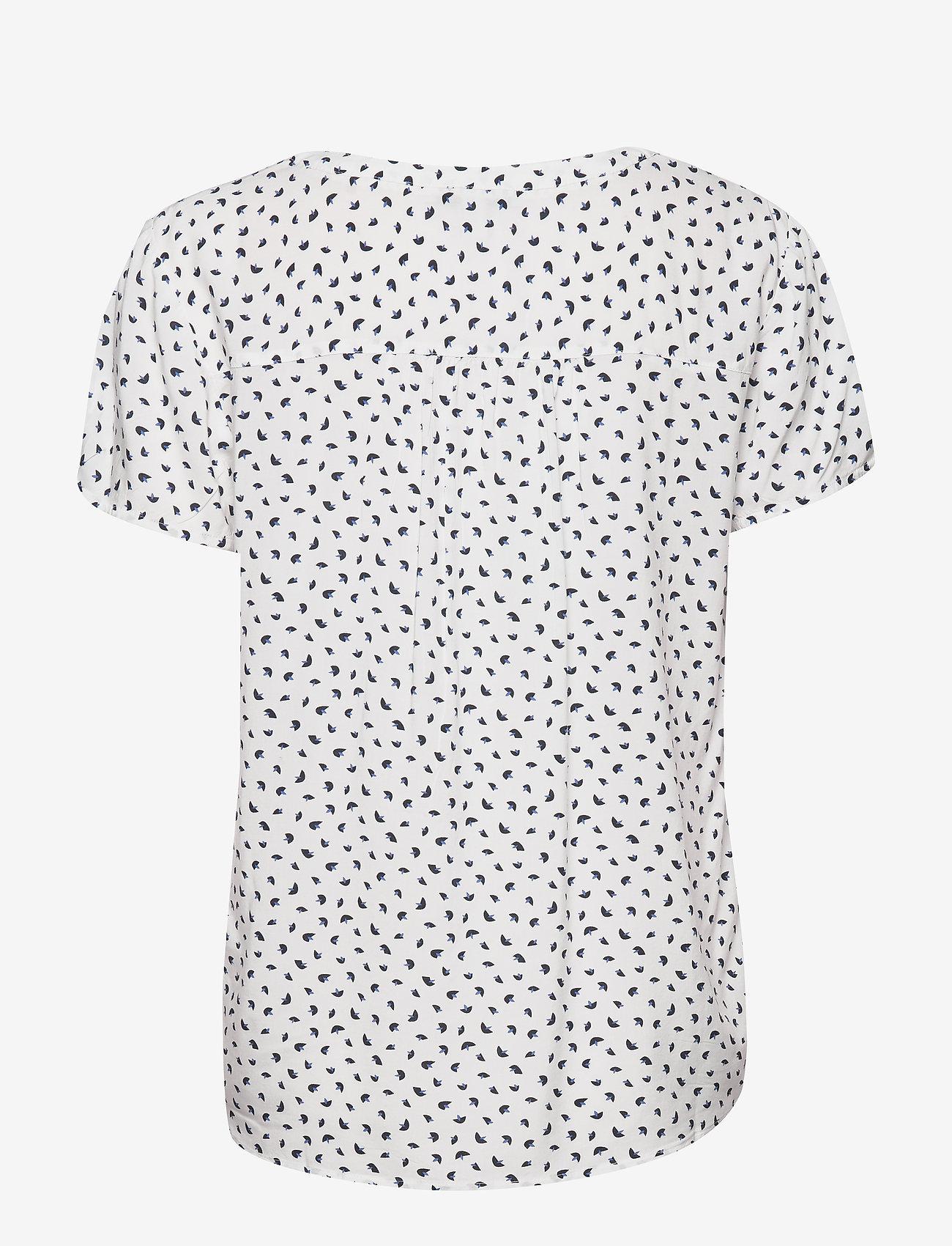 Esprit Casual - Blouses woven - kortermede bluser - off white - 1