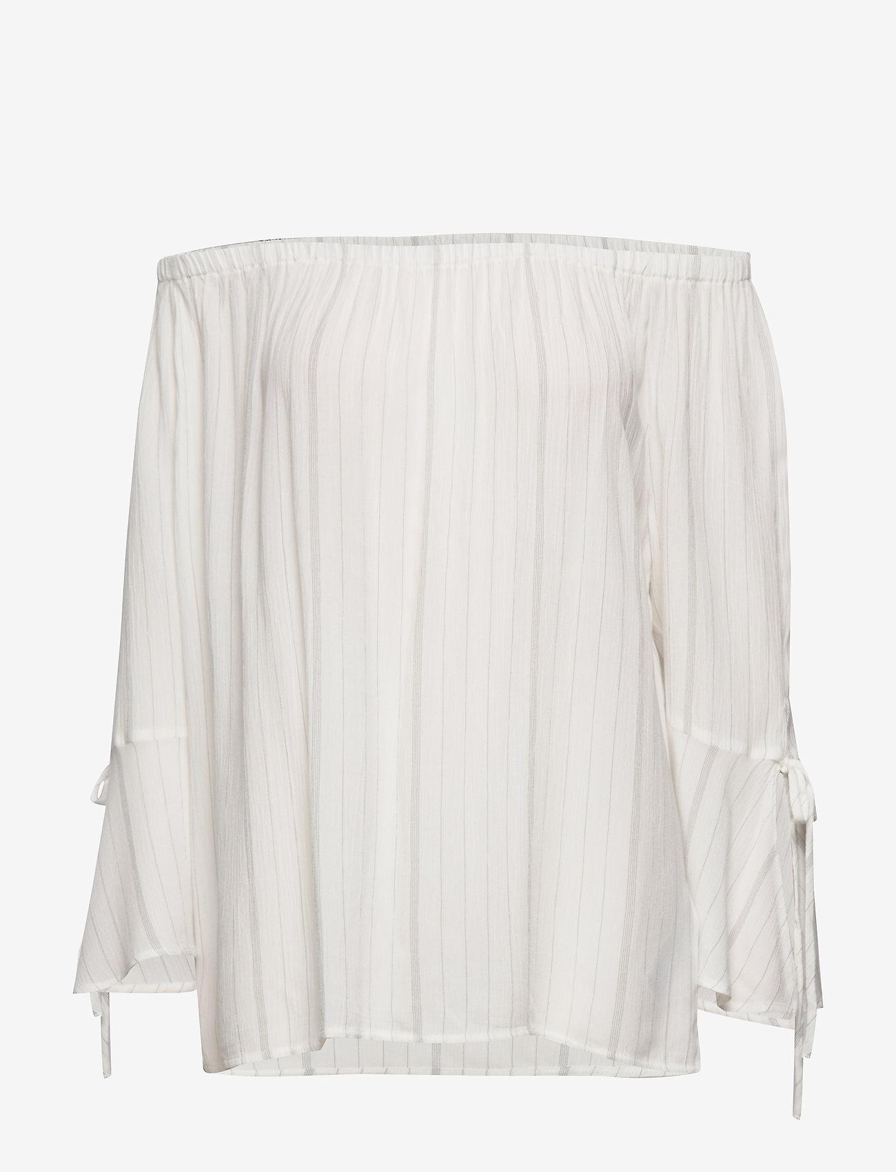 Esprit Casual - Blouses woven - langærmede bluser - off white - 0