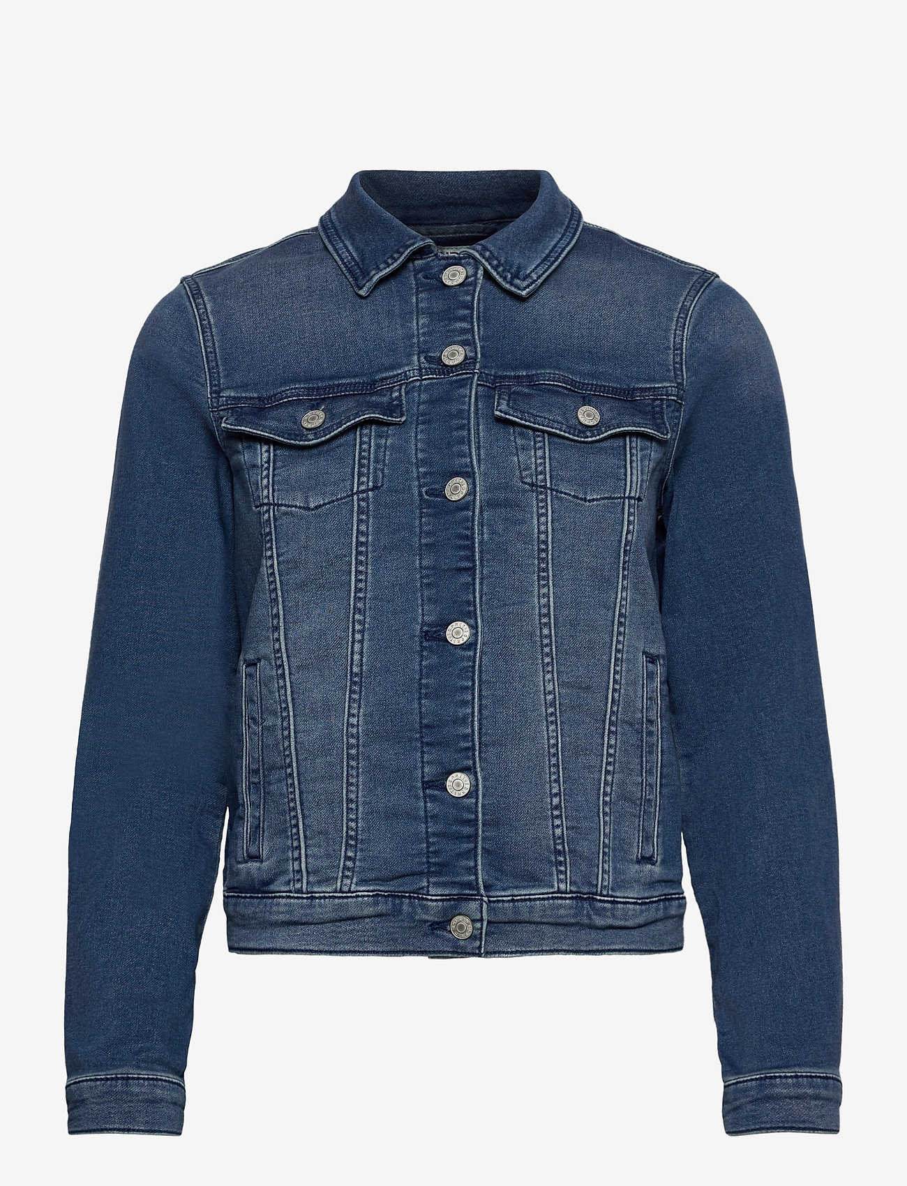 Esprit Casual - Jackets indoor denim - vestes en jean - blue medium wash - 0