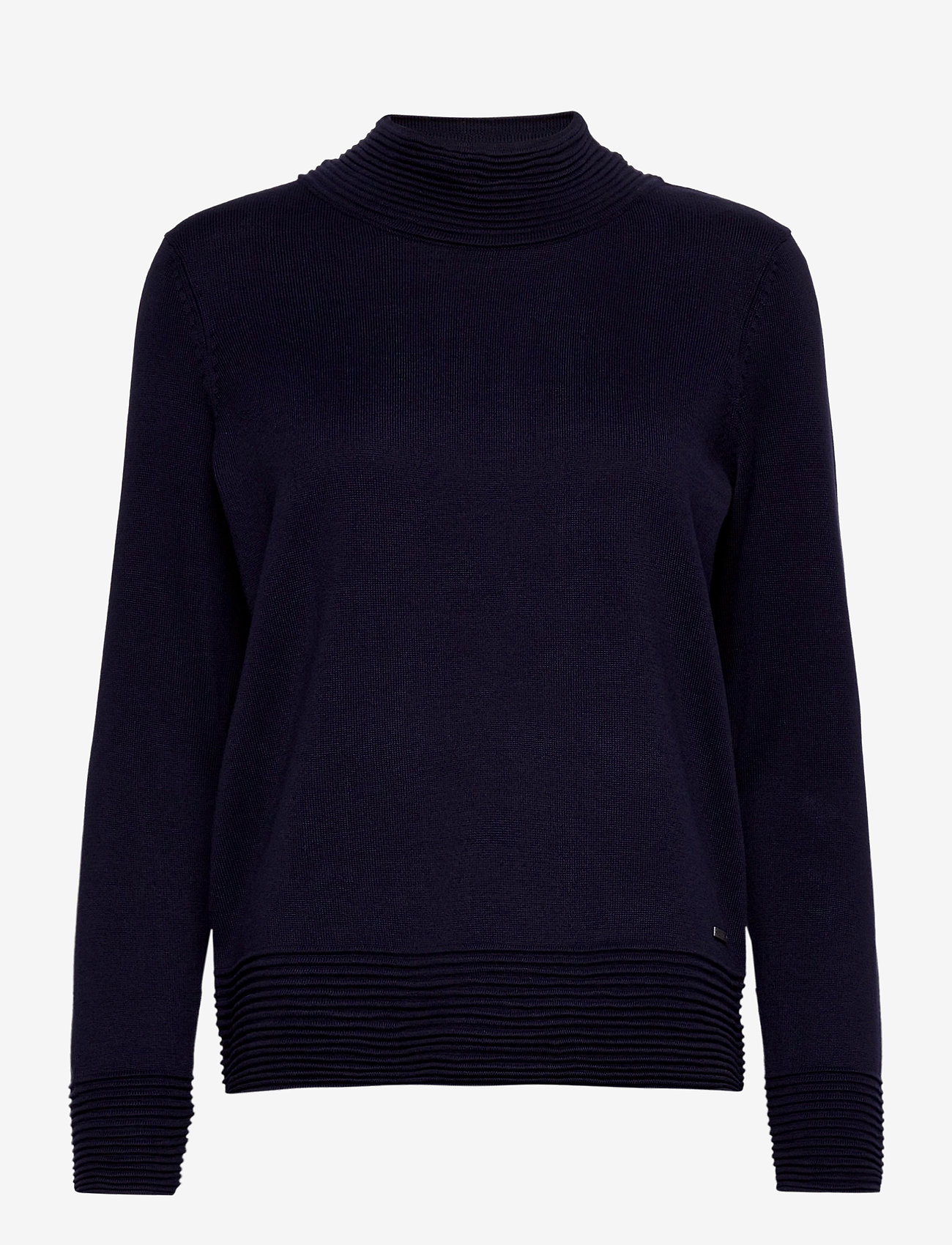 Esprit Casual - Sweaters - gensere - navy - 0