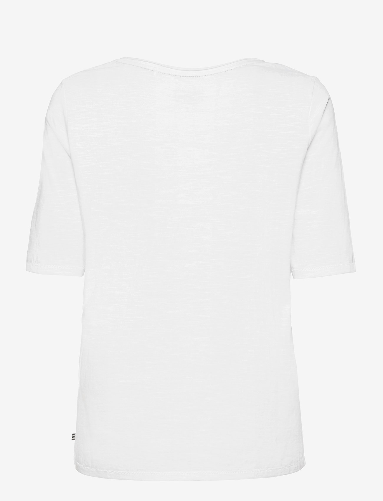 Esprit Casual - T-Shirts - t-shirts - white - 1