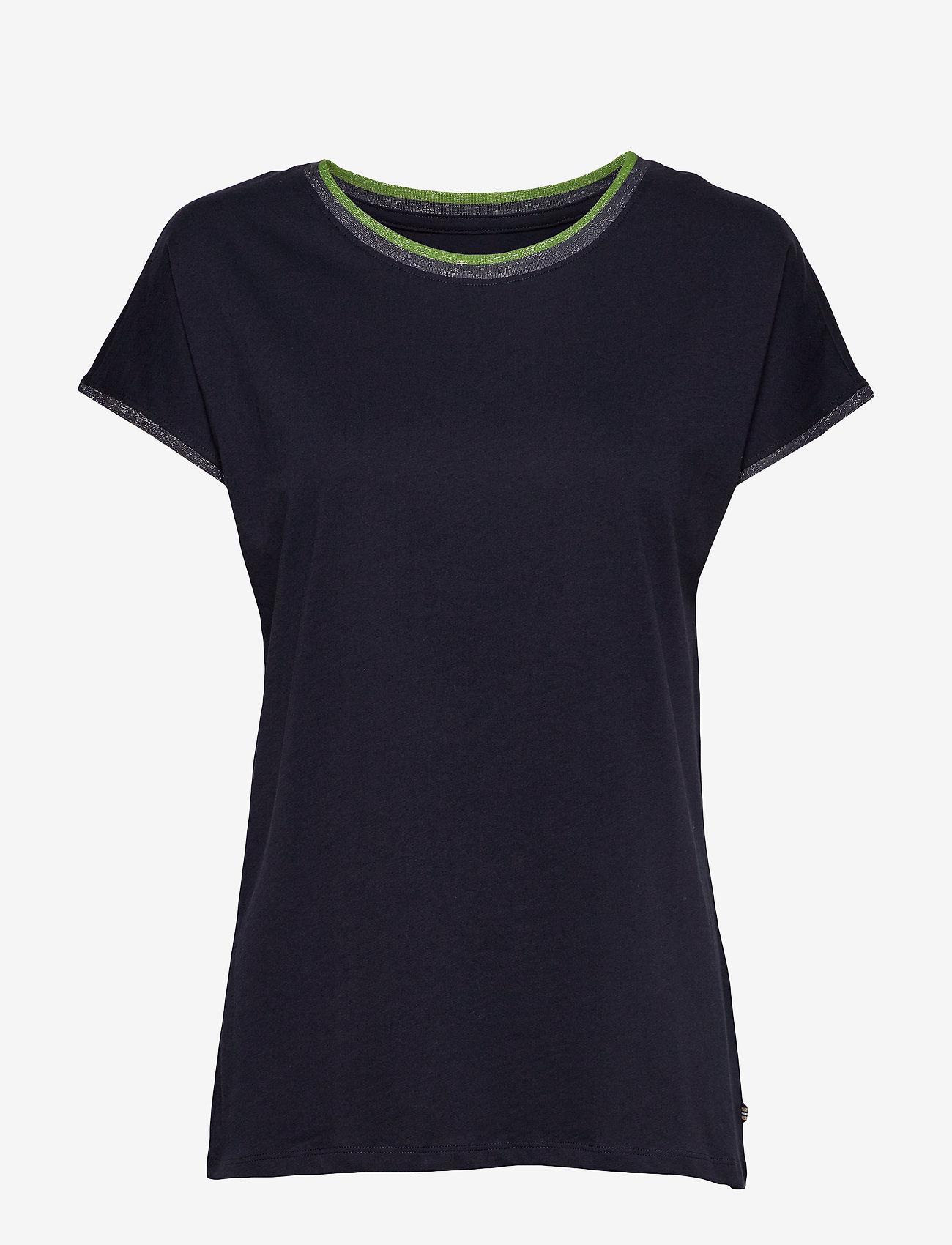 Esprit Casual - T-Shirts - t-shirts - navy - 0