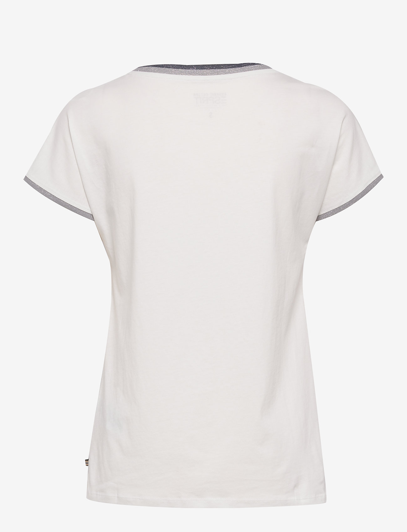 Esprit Casual - T-Shirts - t-shirts - off white - 1