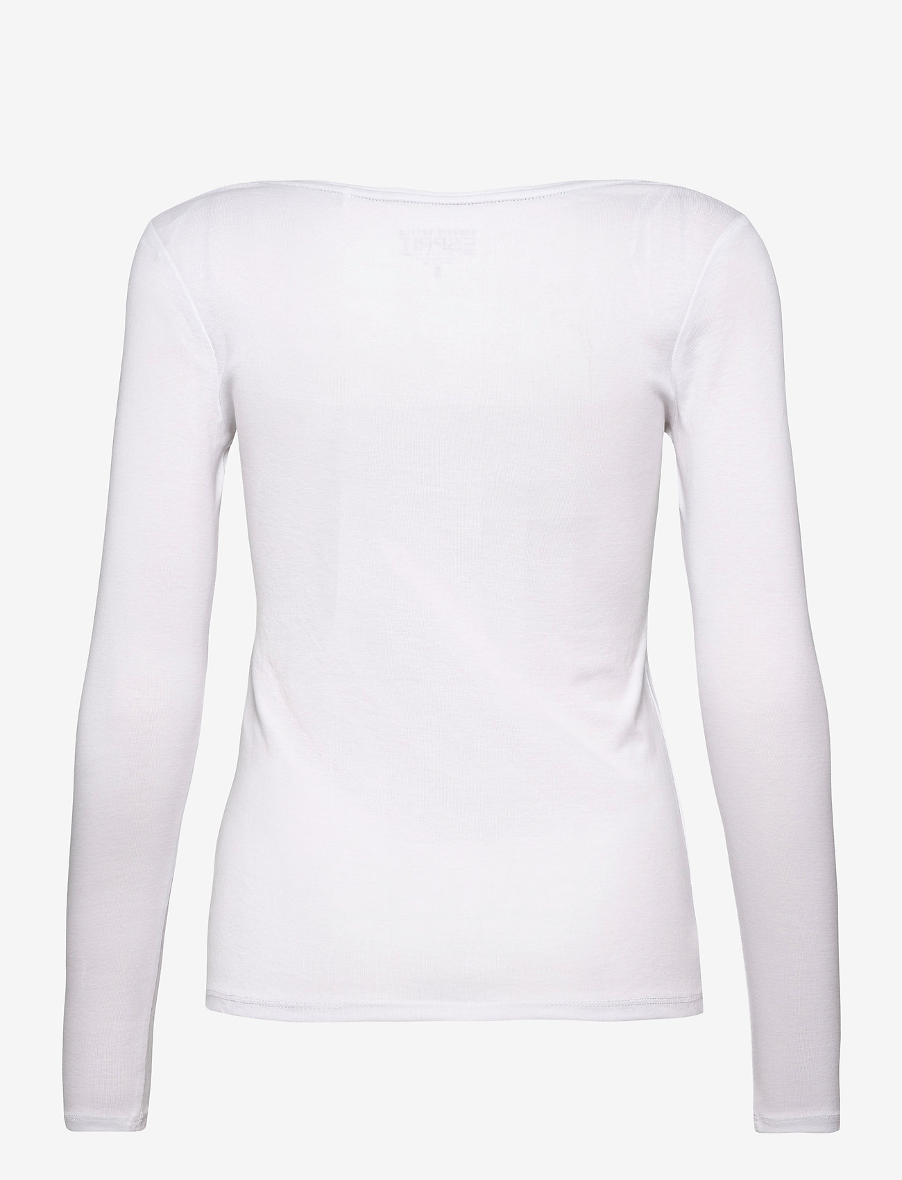 Esprit Casual - T-Shirts - t-shirt & tops - white - 1