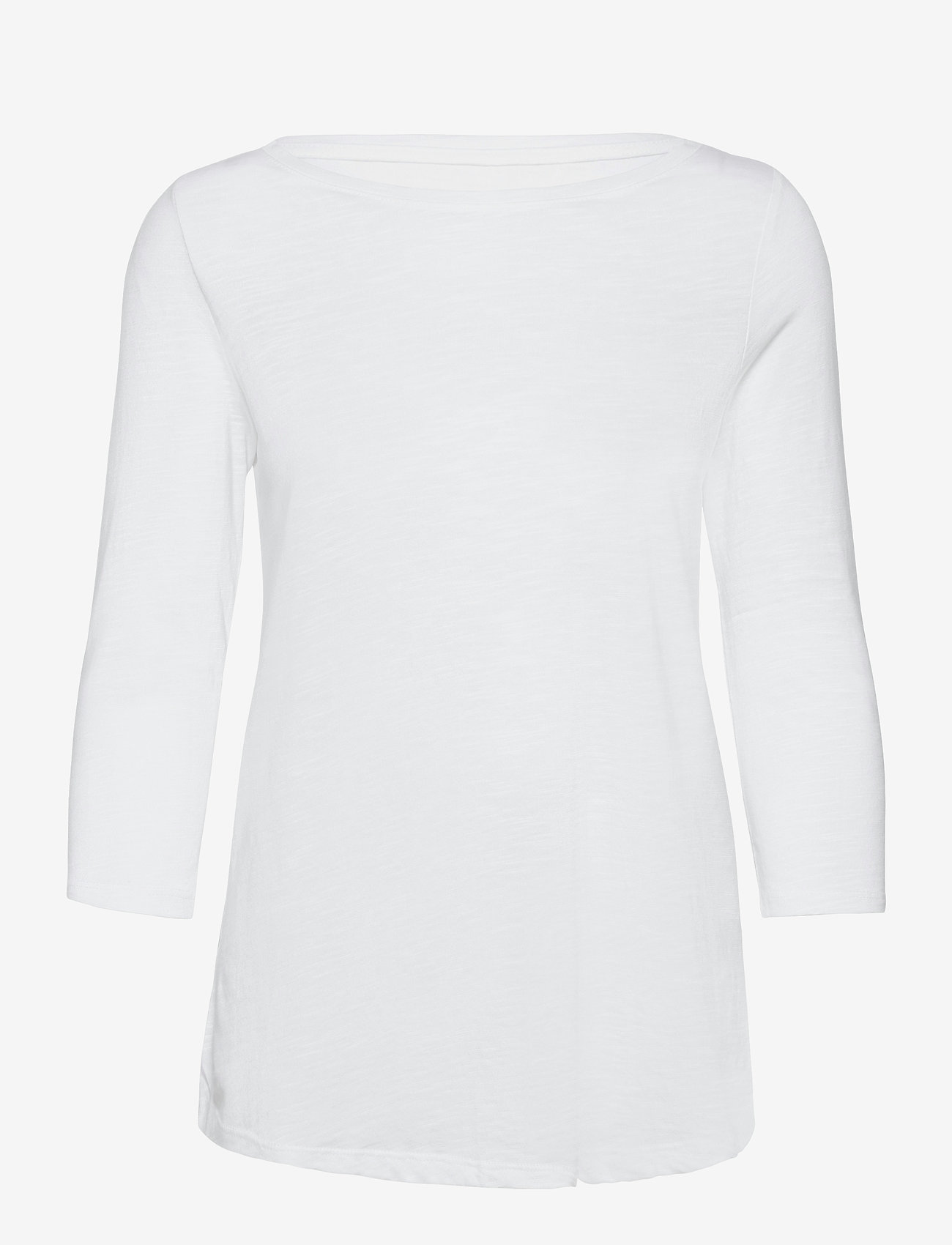 Esprit Casual - T-Shirts - t-shirt & tops - white - 0