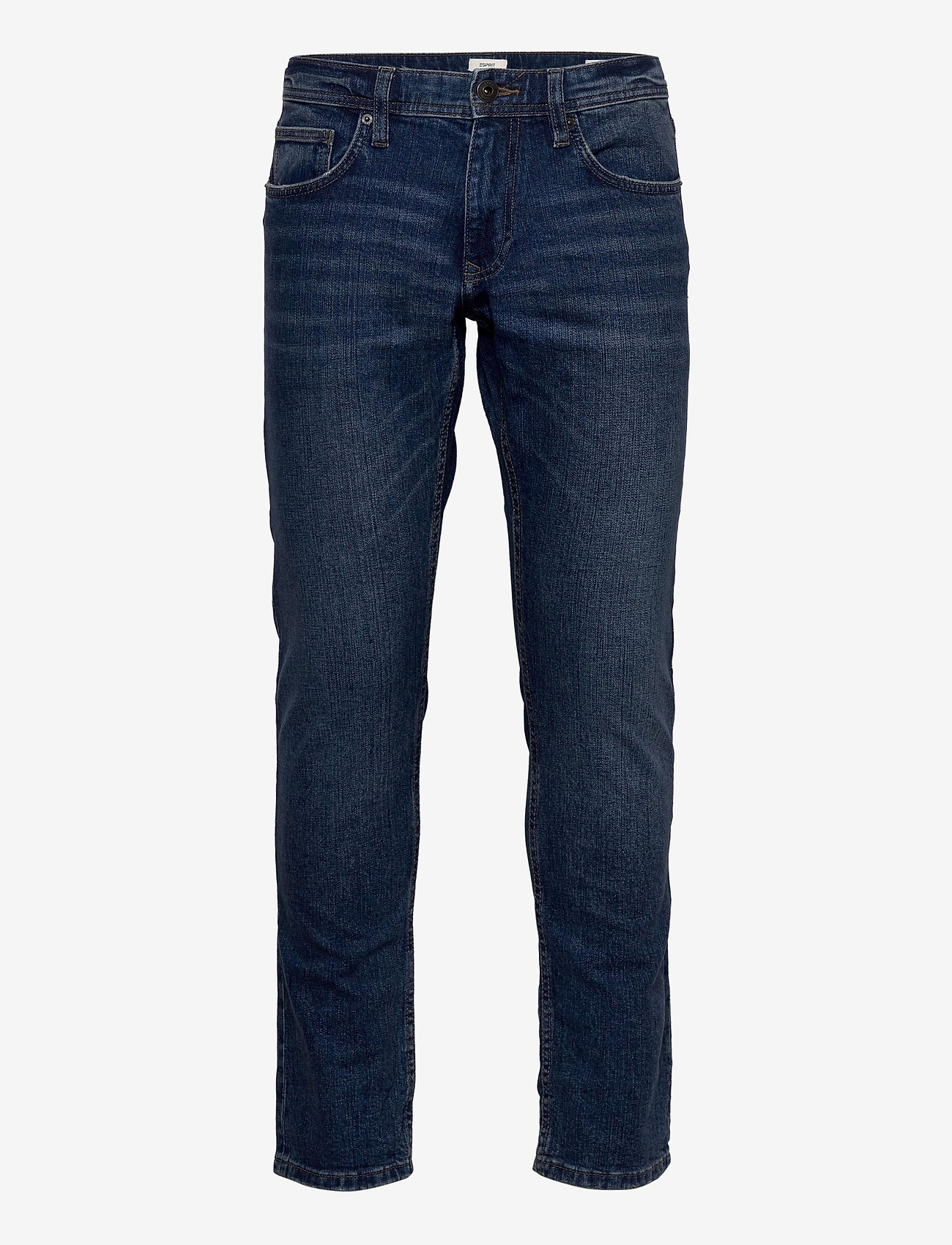 Esprit Casual - Pants denim - regular jeans - blue medium wash - 0
