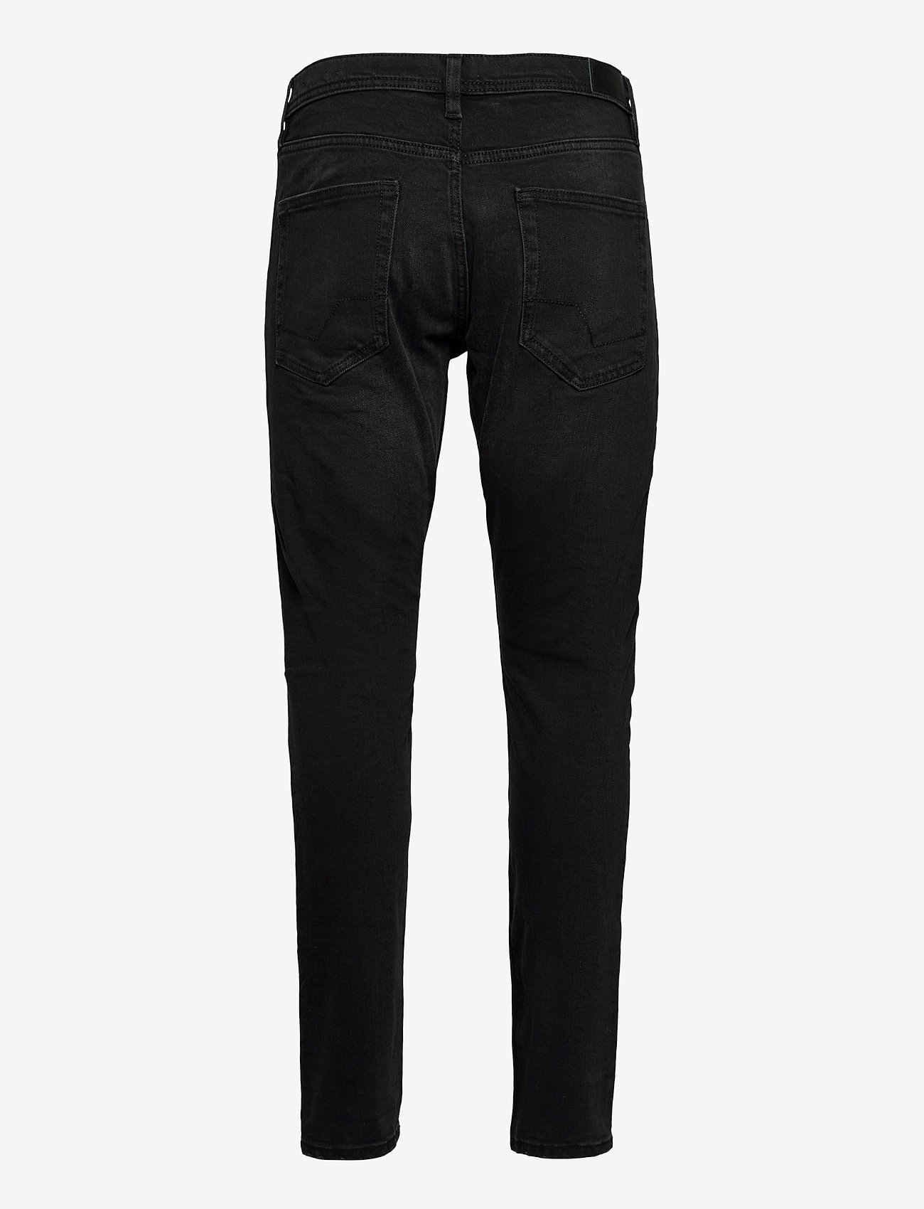 Esprit Casual - Pants denim - slim jeans - black dark wash - 1
