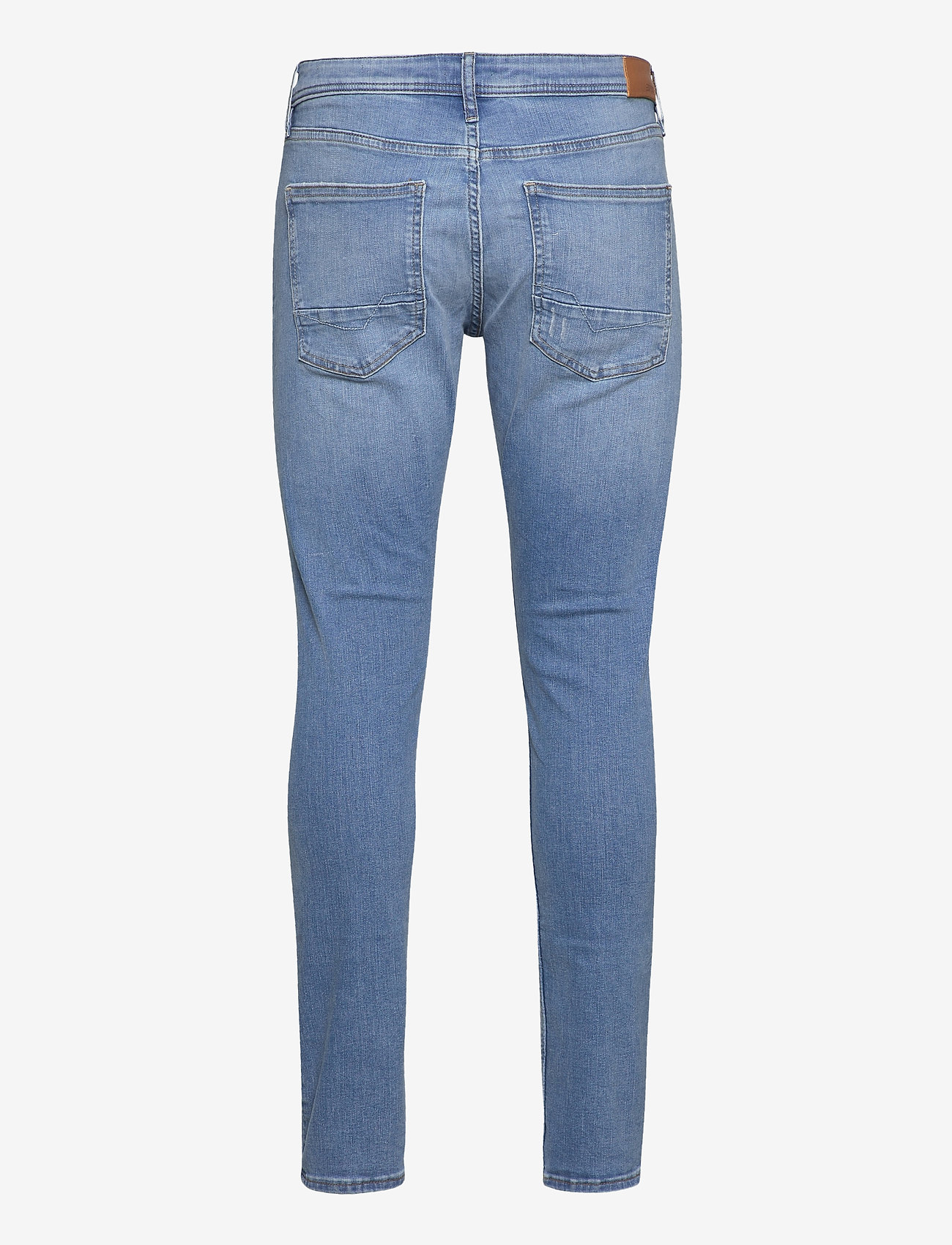 Esprit Casual Pants denim - Jeans BLUE LIGHT WASH - Menn Klær