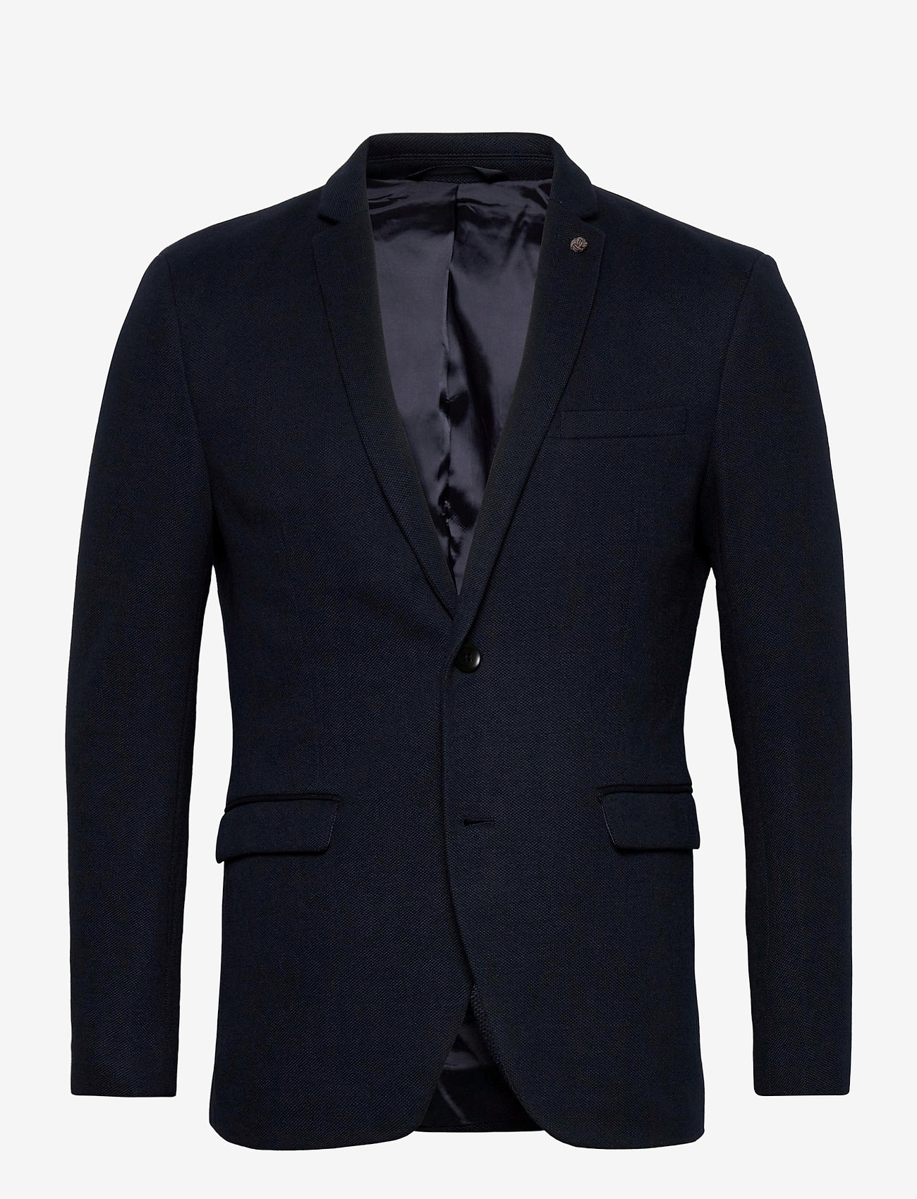 Esprit Casual - Blazers knitted - colberts - dark blue - 0