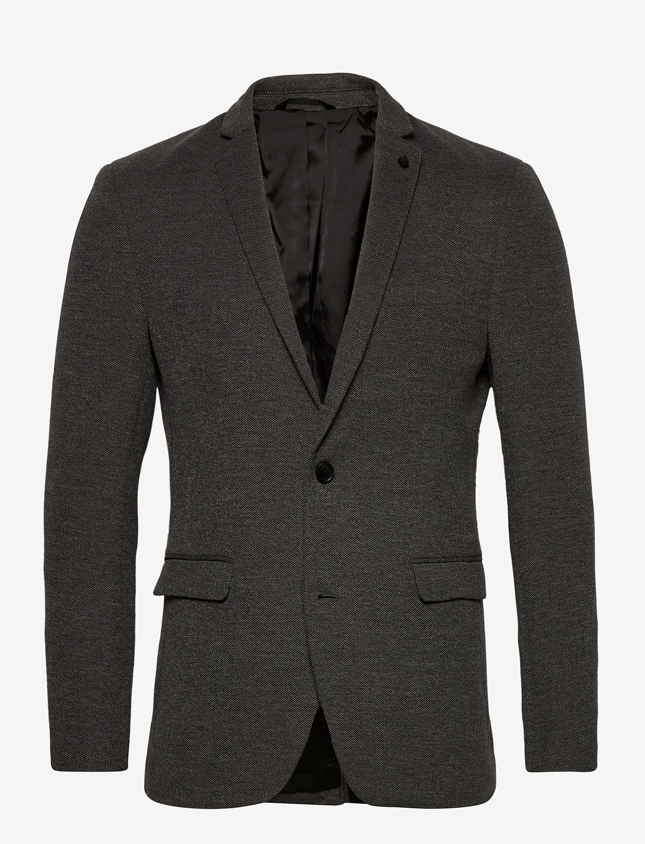 Esprit Casual - Blazers knitted - colberts - dark grey 5 - 0