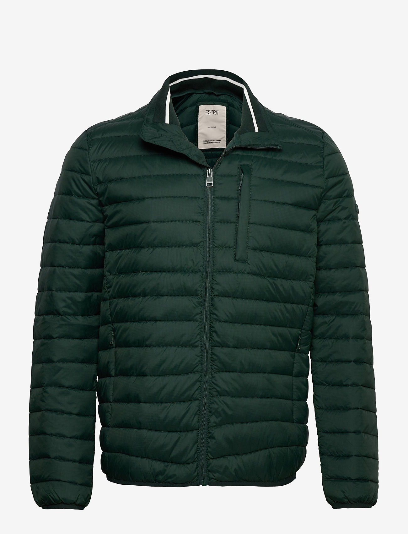 Esprit Casual - Jackets outdoor woven - donsjassen - dark green - 0