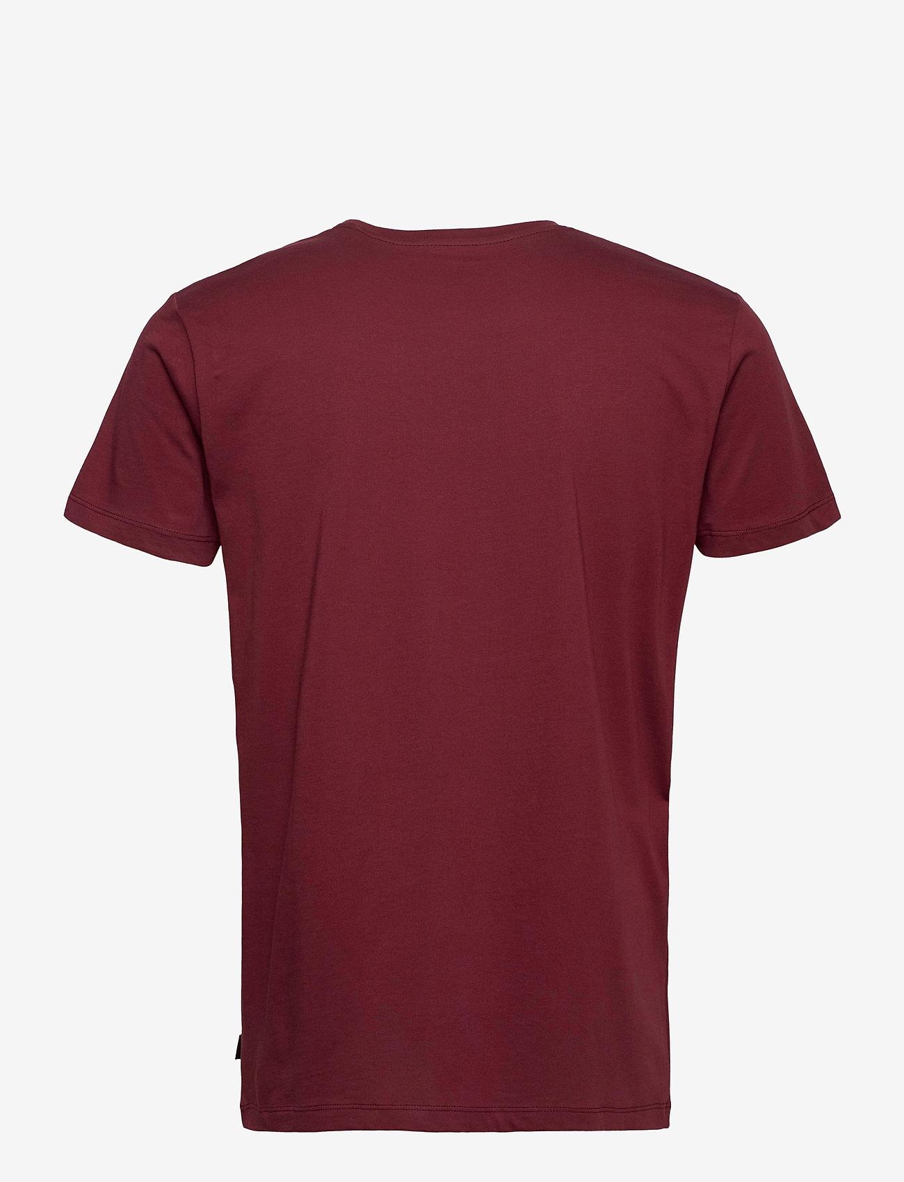 Esprit Casual - T-Shirts - basic t-shirts - bordeaux red - 1