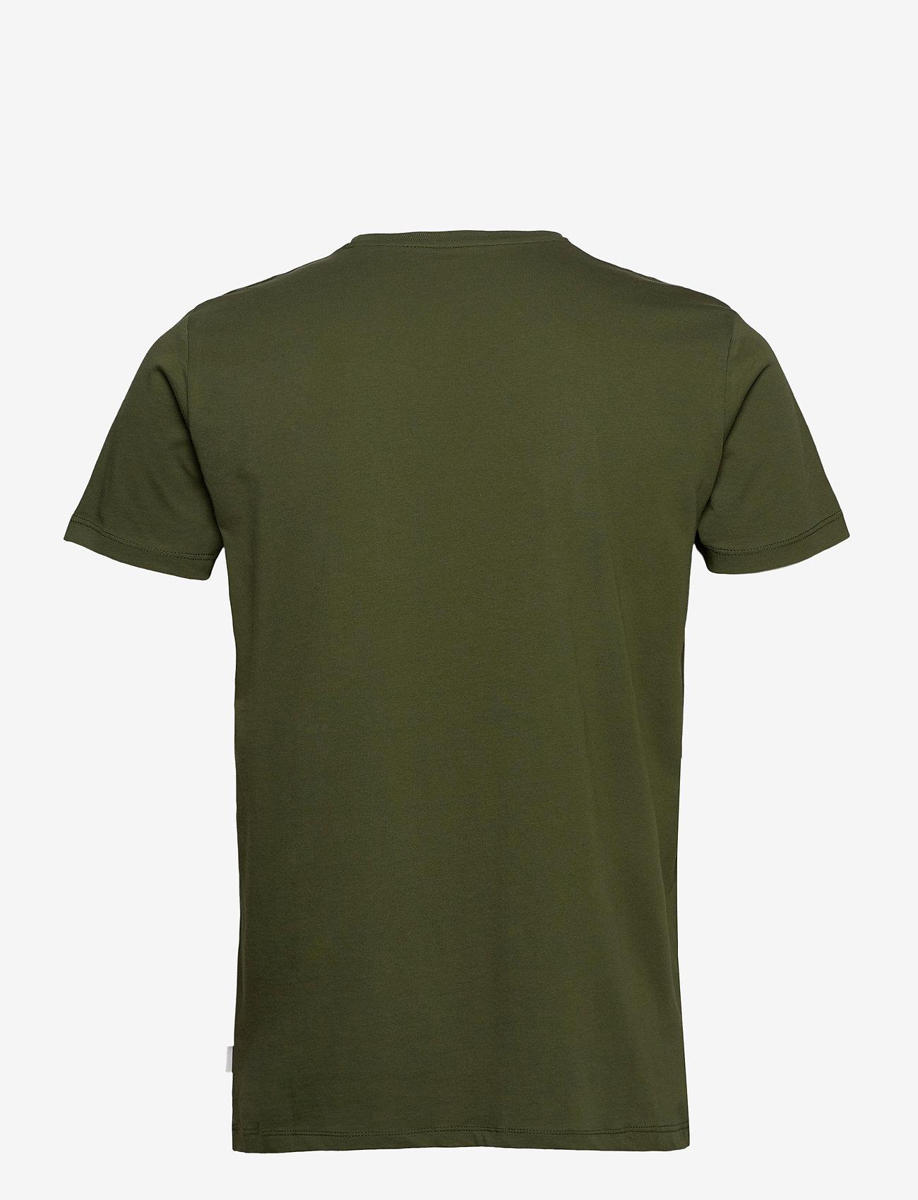 Esprit Casual - T-Shirts - t-shirts basiques - khaki green - 1